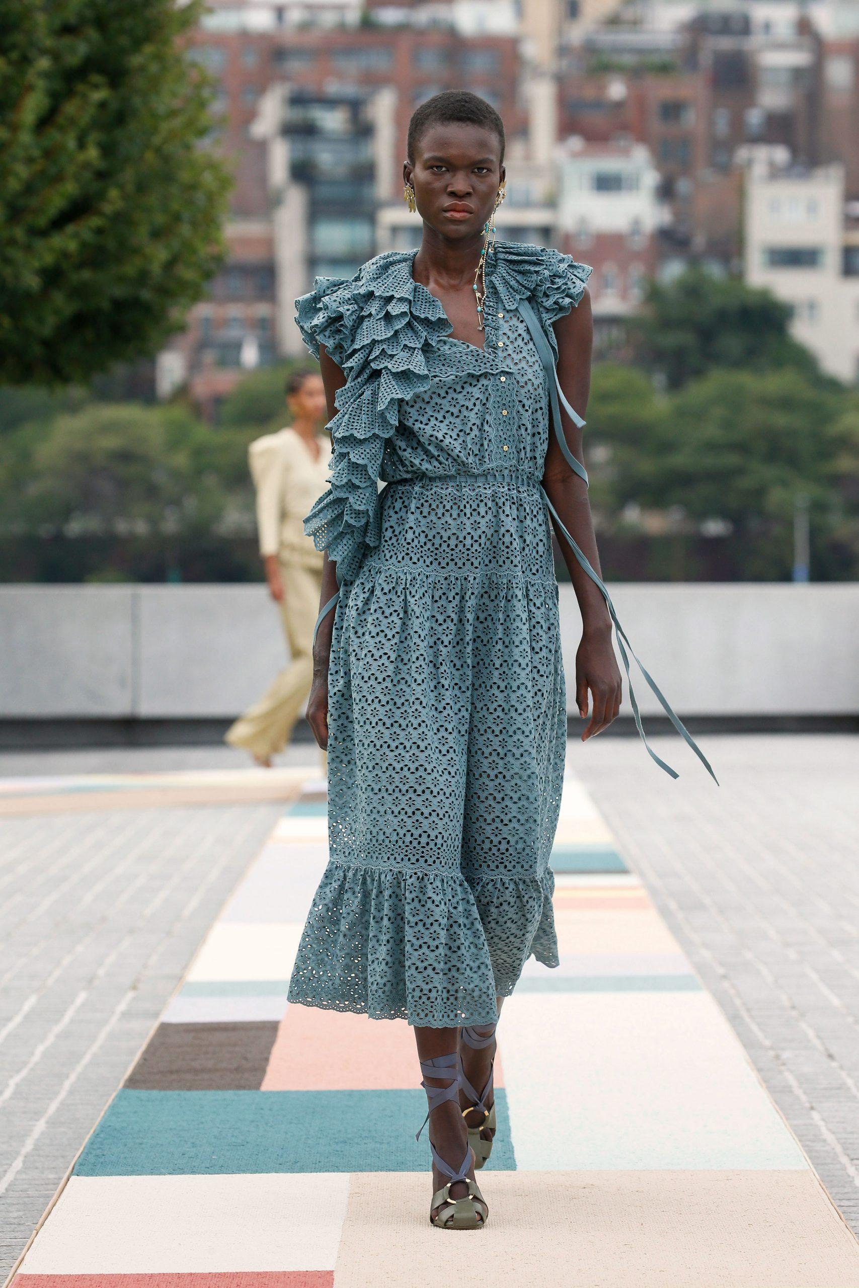 Ulla Johnson Spring 2021 Fashion Show Photos