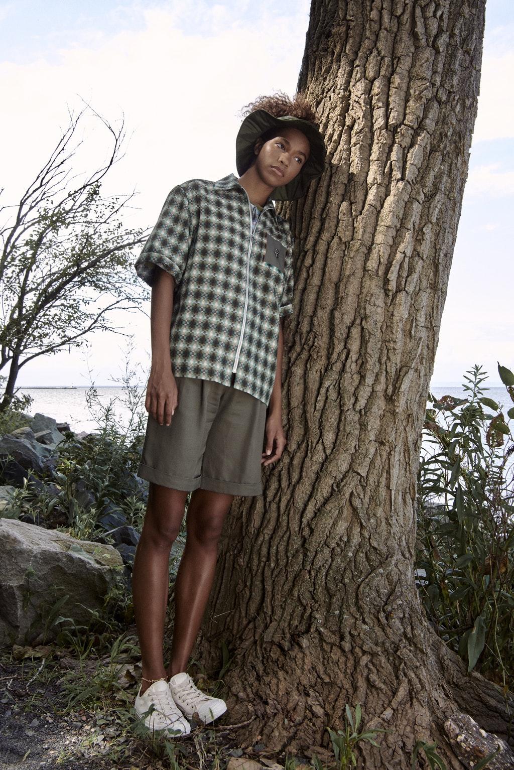 Victor Li Spring 2021 Fashion Show Photos