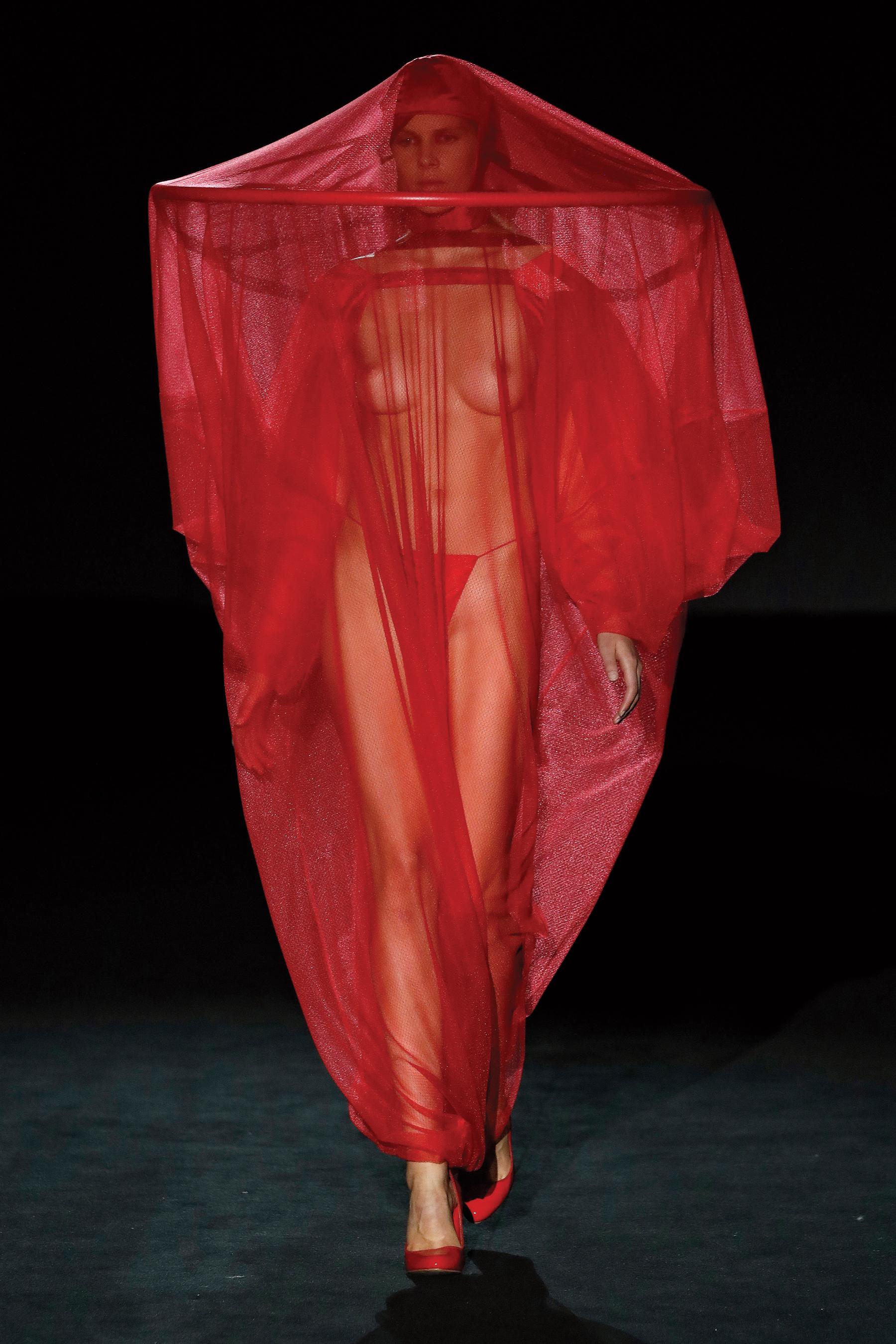 Accidental Cutting Spring 2021 Fashion Show Photos
