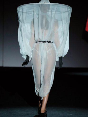 Accidental Cutting Spring 2021 Fashion Show