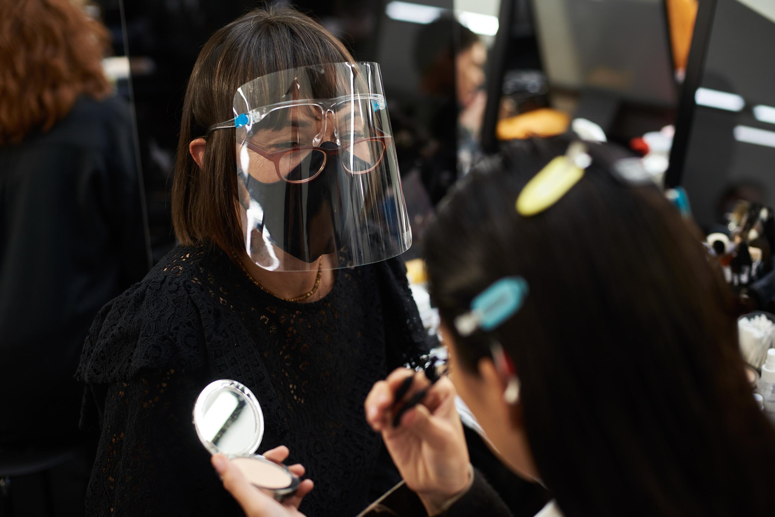 Acne Studios Spring 2021 Fashion Show Photos
