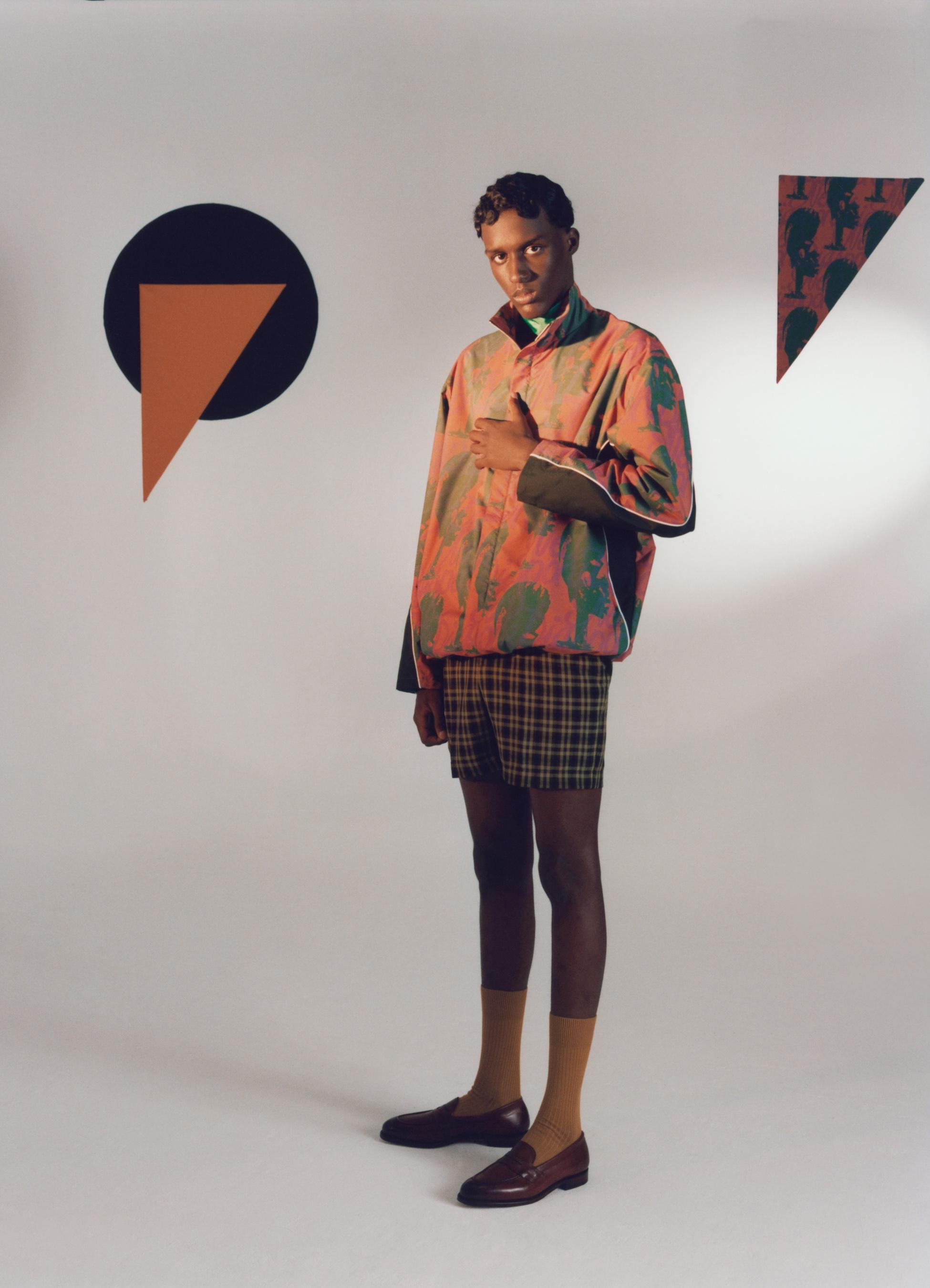 Ahluwalia Spring 2021 Fashion Show Photos