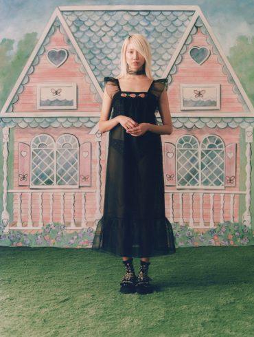Anna Sui Spring 2021 Fashion Show Film