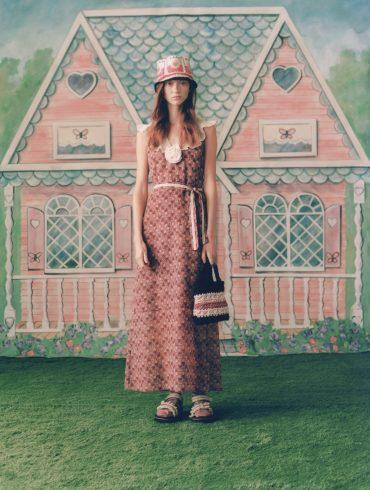 Anna Sui Spring 2021 Fashion Show