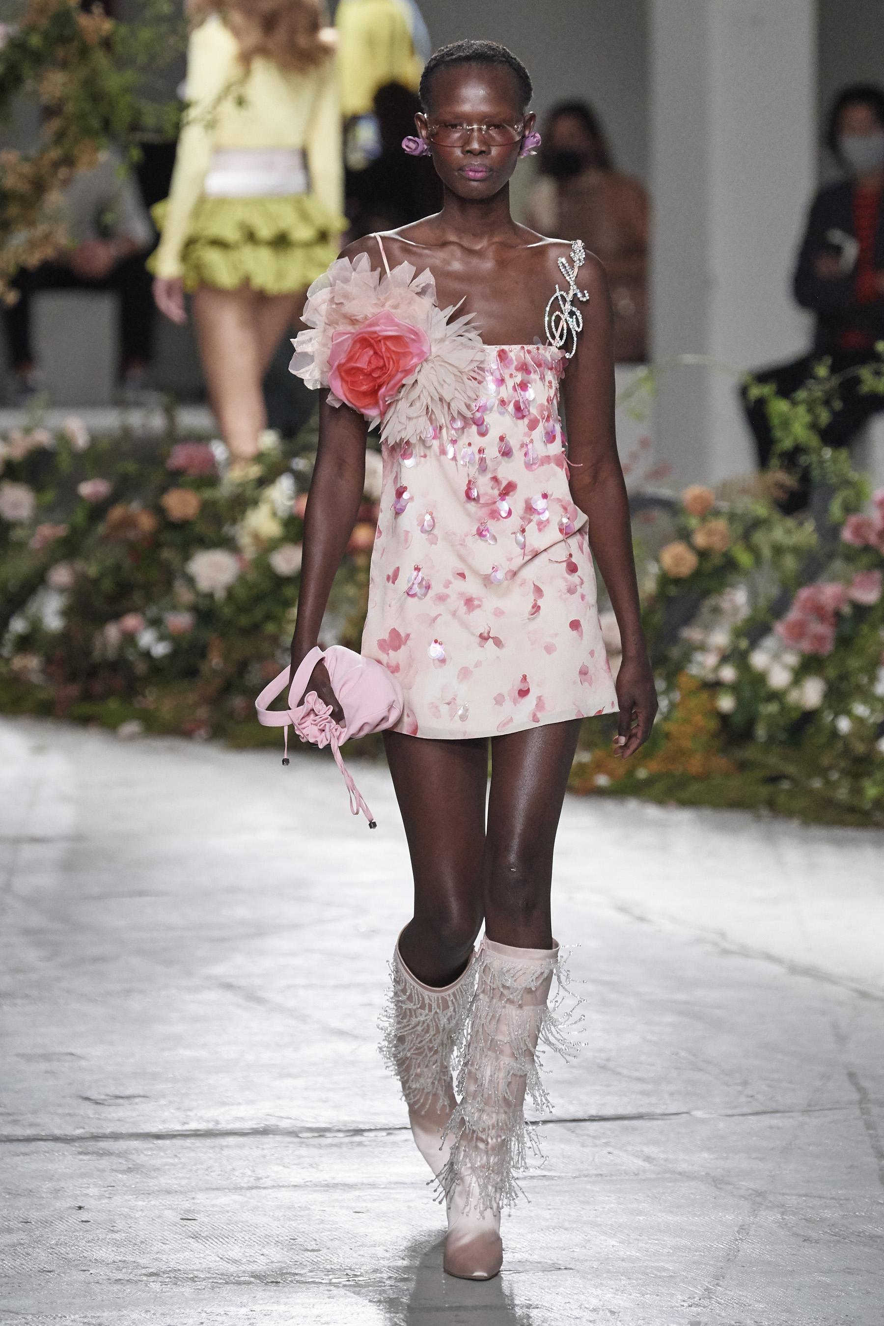 Blumarine Spring 2021 Fashion Show Photos