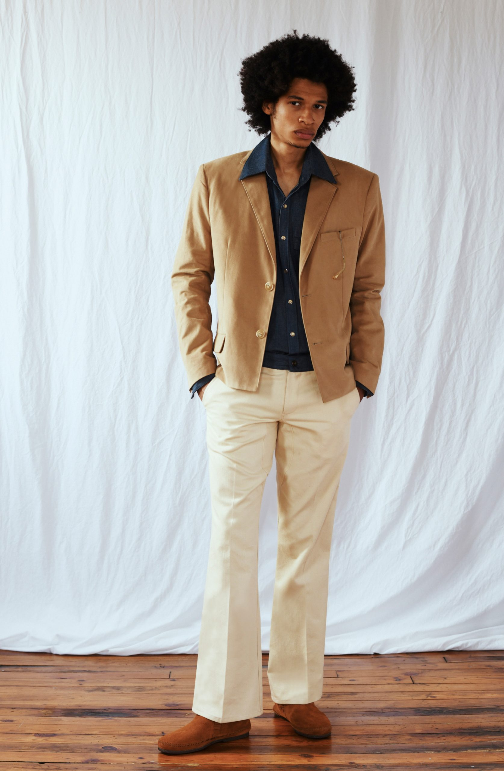 Review of Men's Day Of NYFW Spring 2021 fashion shows