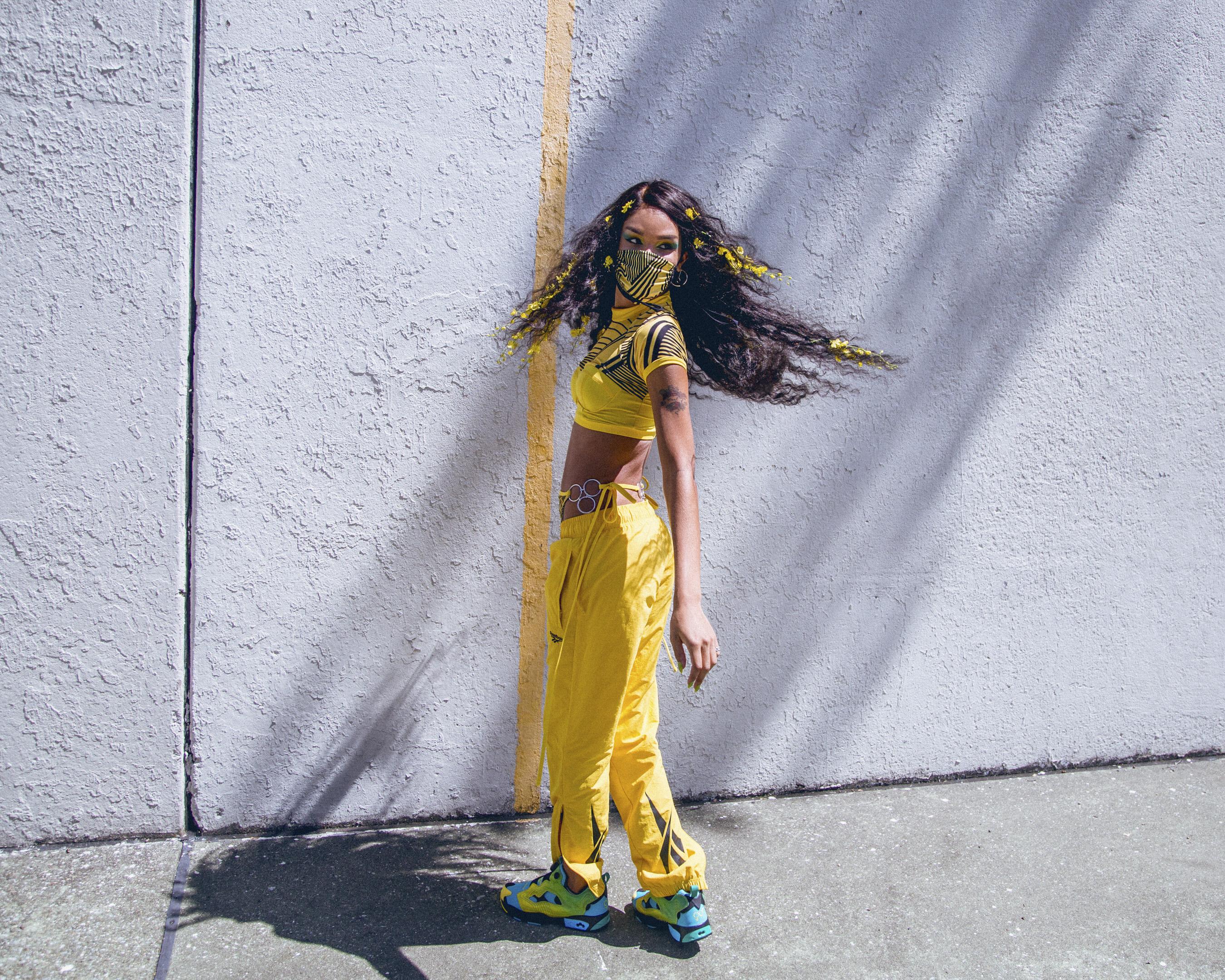 Chromat Spring 2021 Fashion Show Photos