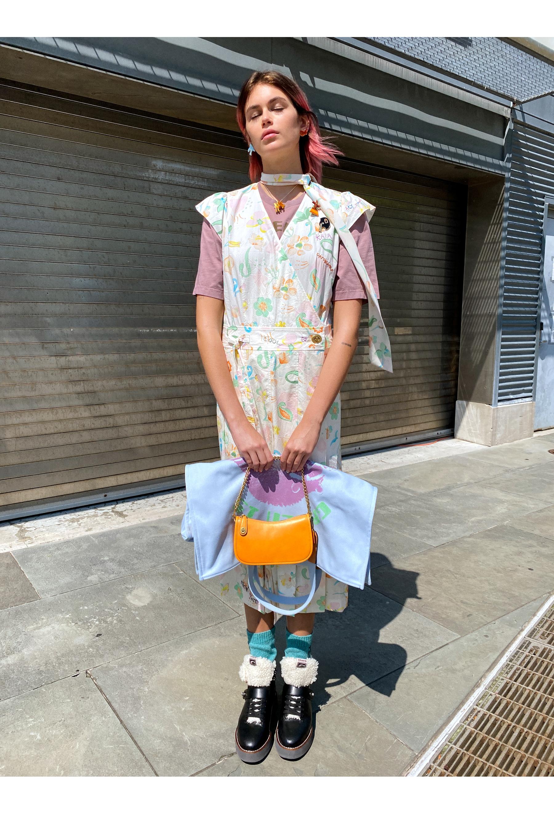 Coach Spring 2021 Fashion Show Photos