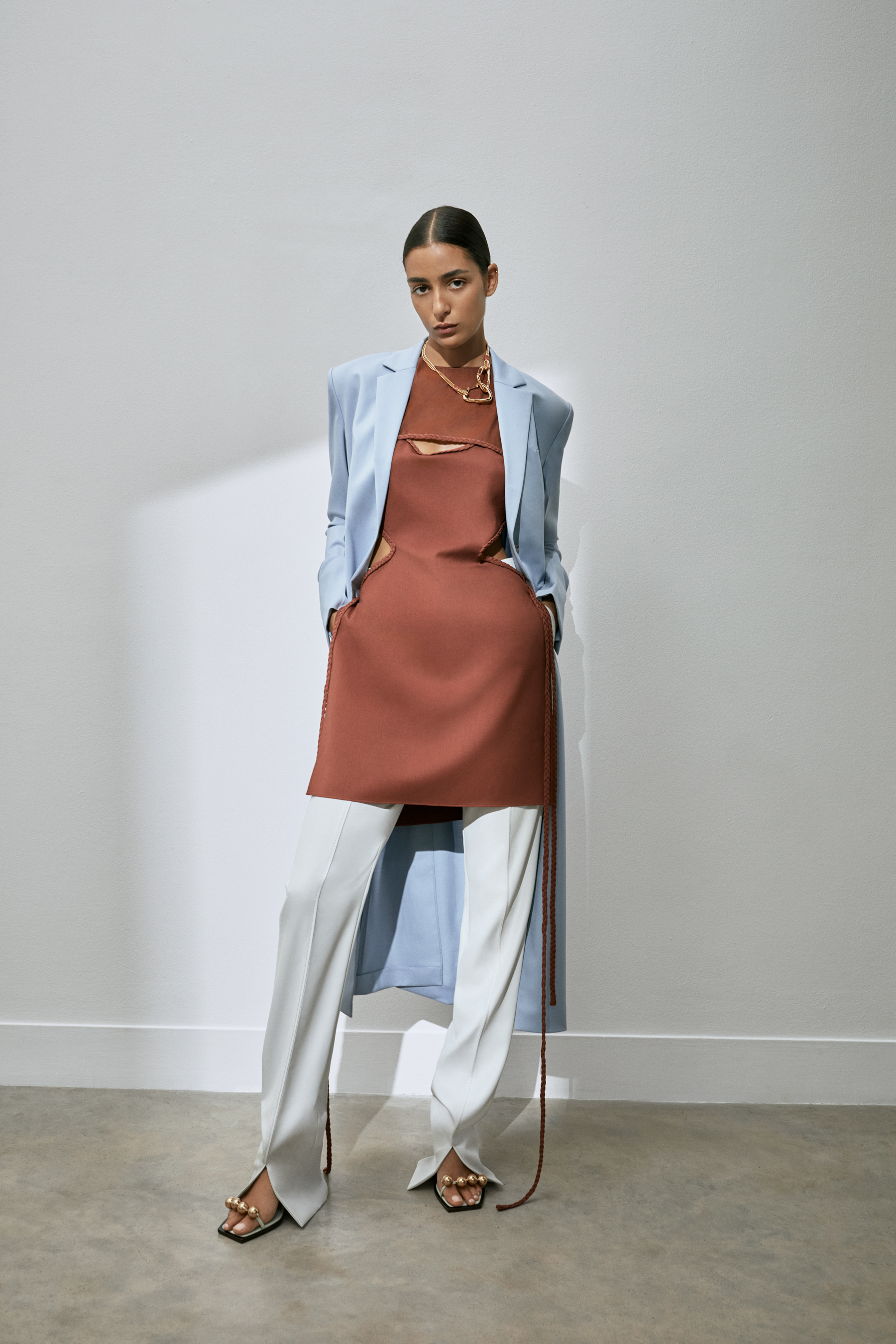 Gabriele Colangelo Spring 2021 Fashion Show Photos