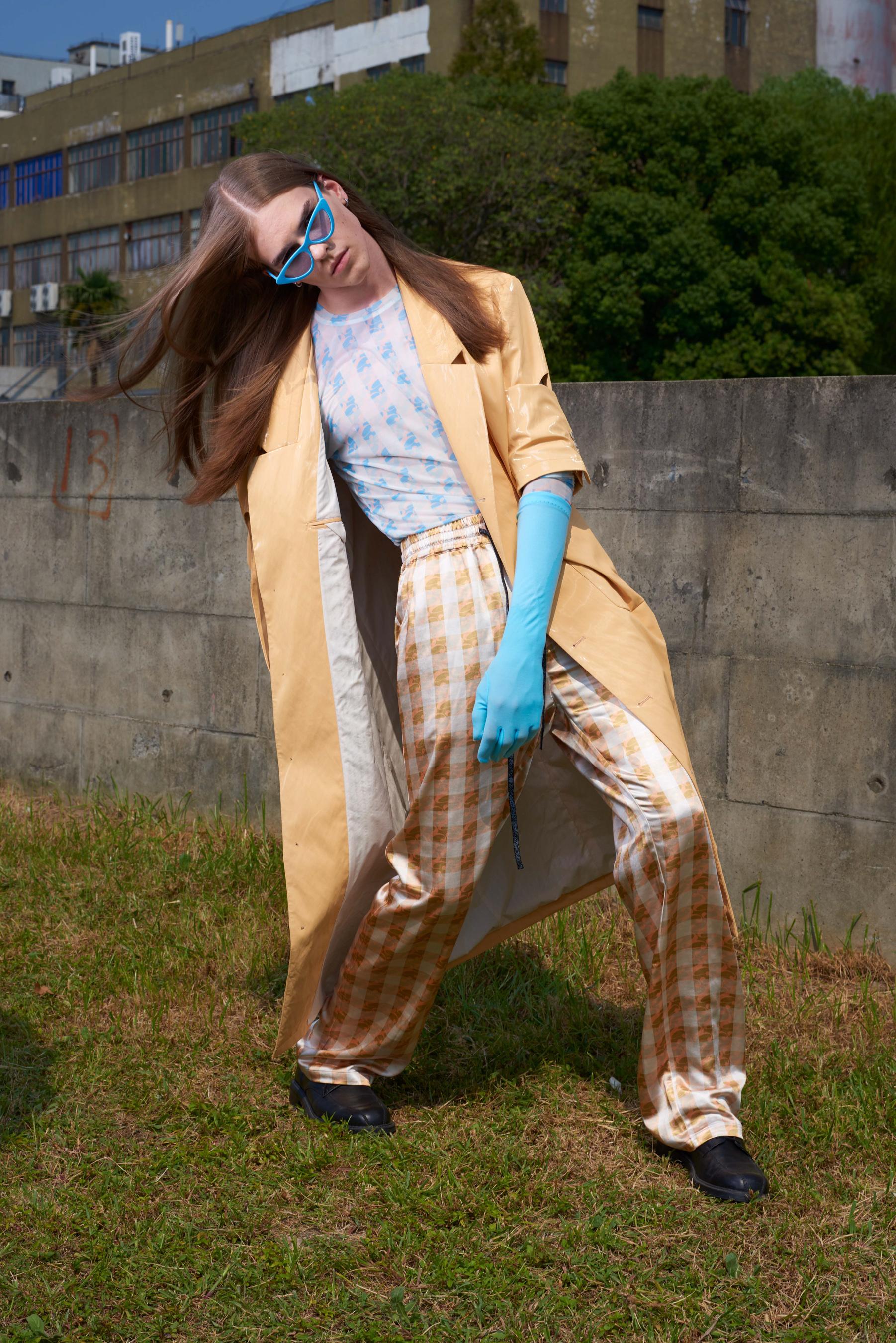 Dirty Pineapple Spring 2021 Fashion Show Photos