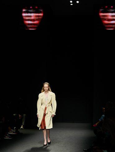 Drome Spring 2021 Fashion Show Atmosphere