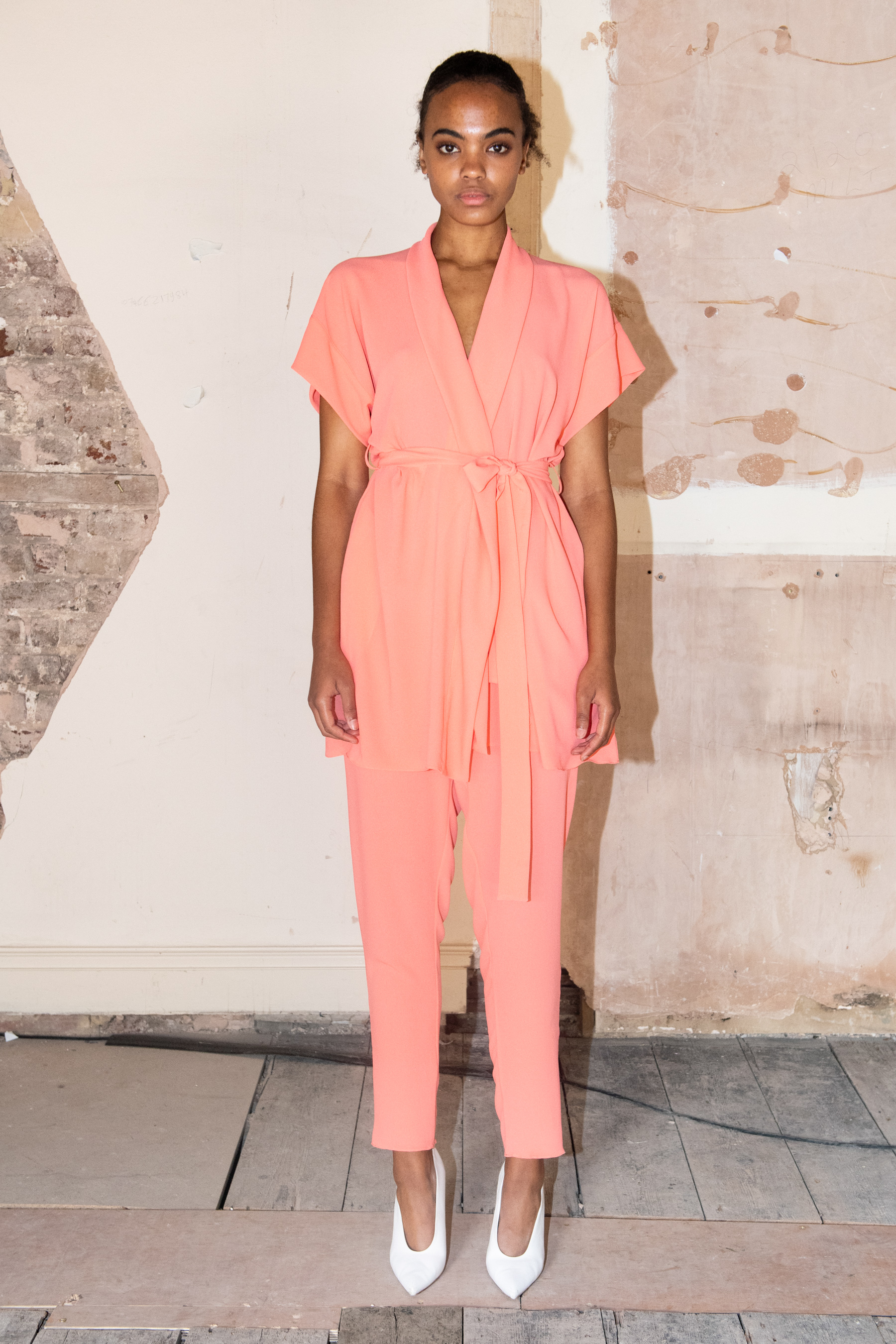 Edeline Lee Spring 2021 Fashion Show Photos