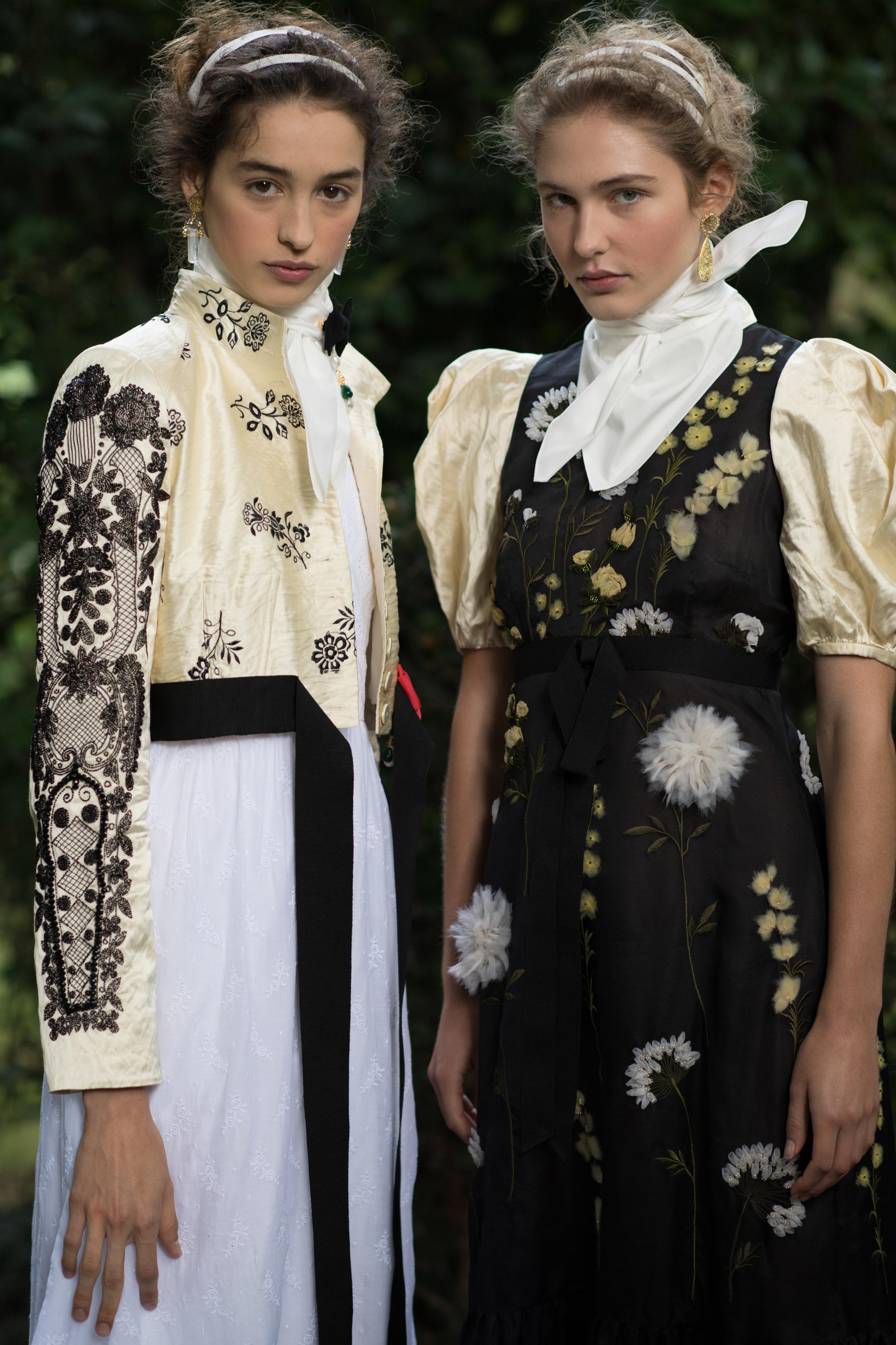 Erdem Spring 2021 Fashion Show Photos