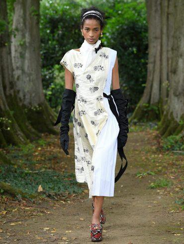 Erdem Spring 2021 Fashion Show