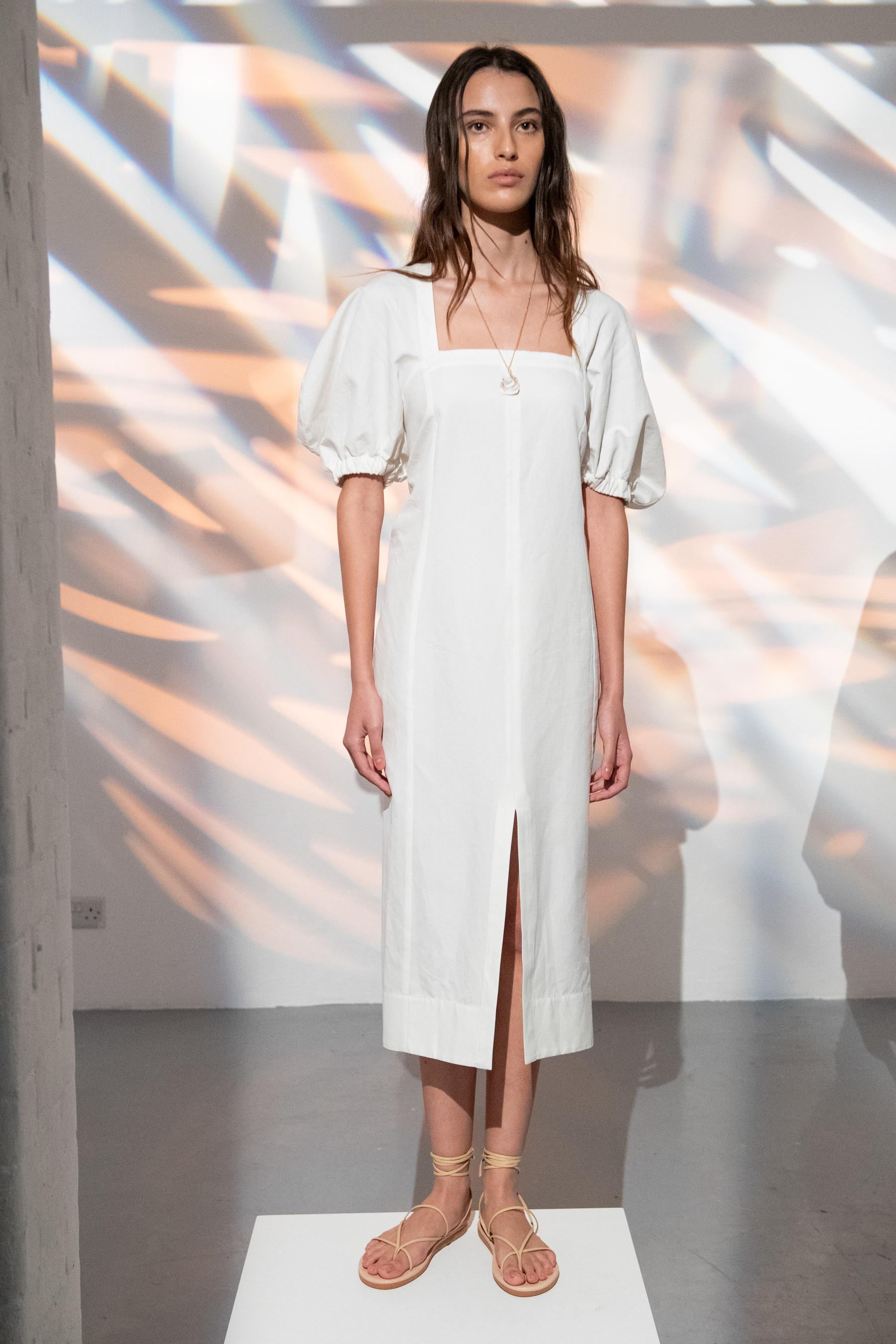 Eudon Choi Presentation Spring 2021 Fashion Show
