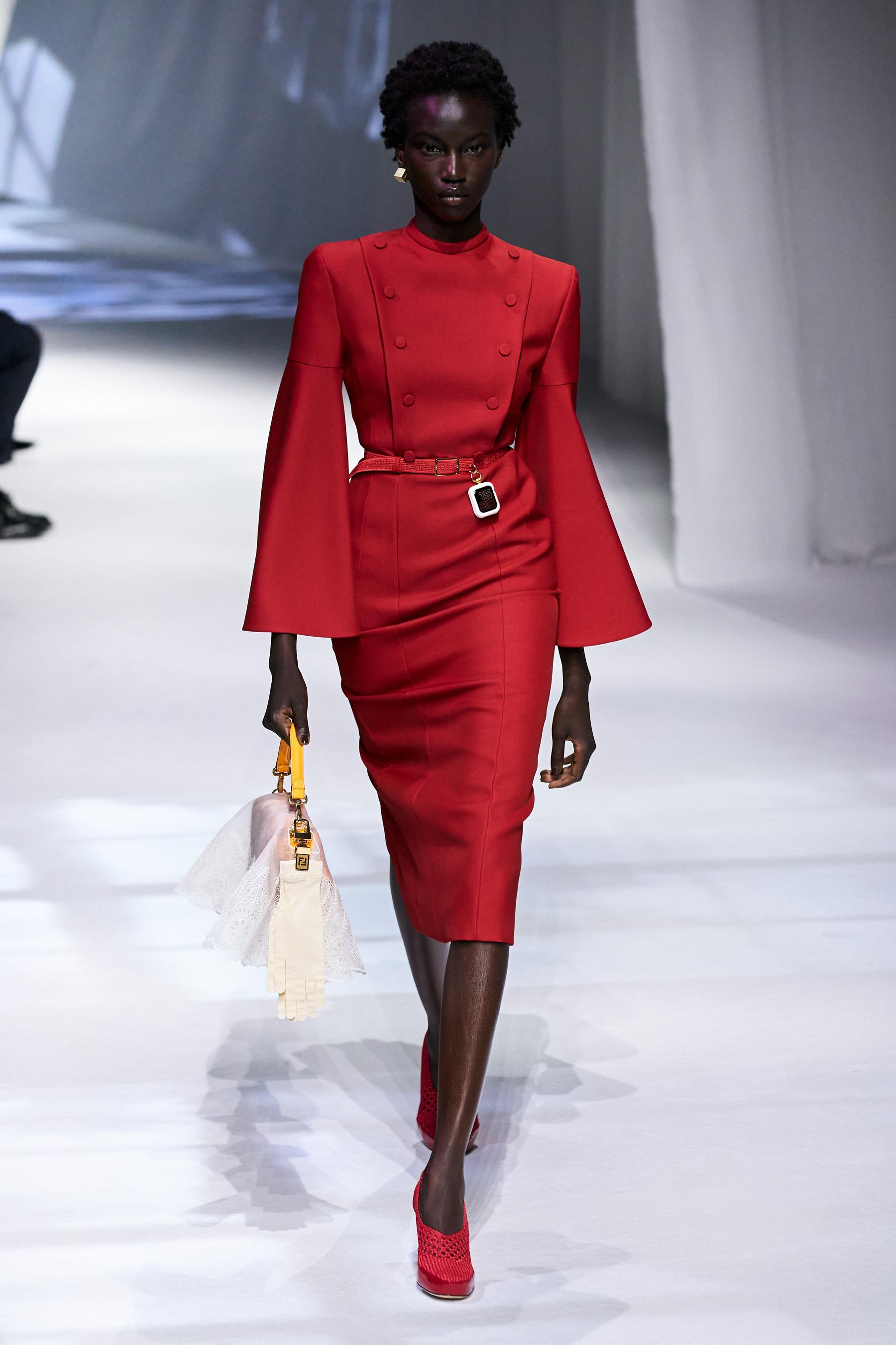 Fendi Spring 2021 Fashion Show Photos