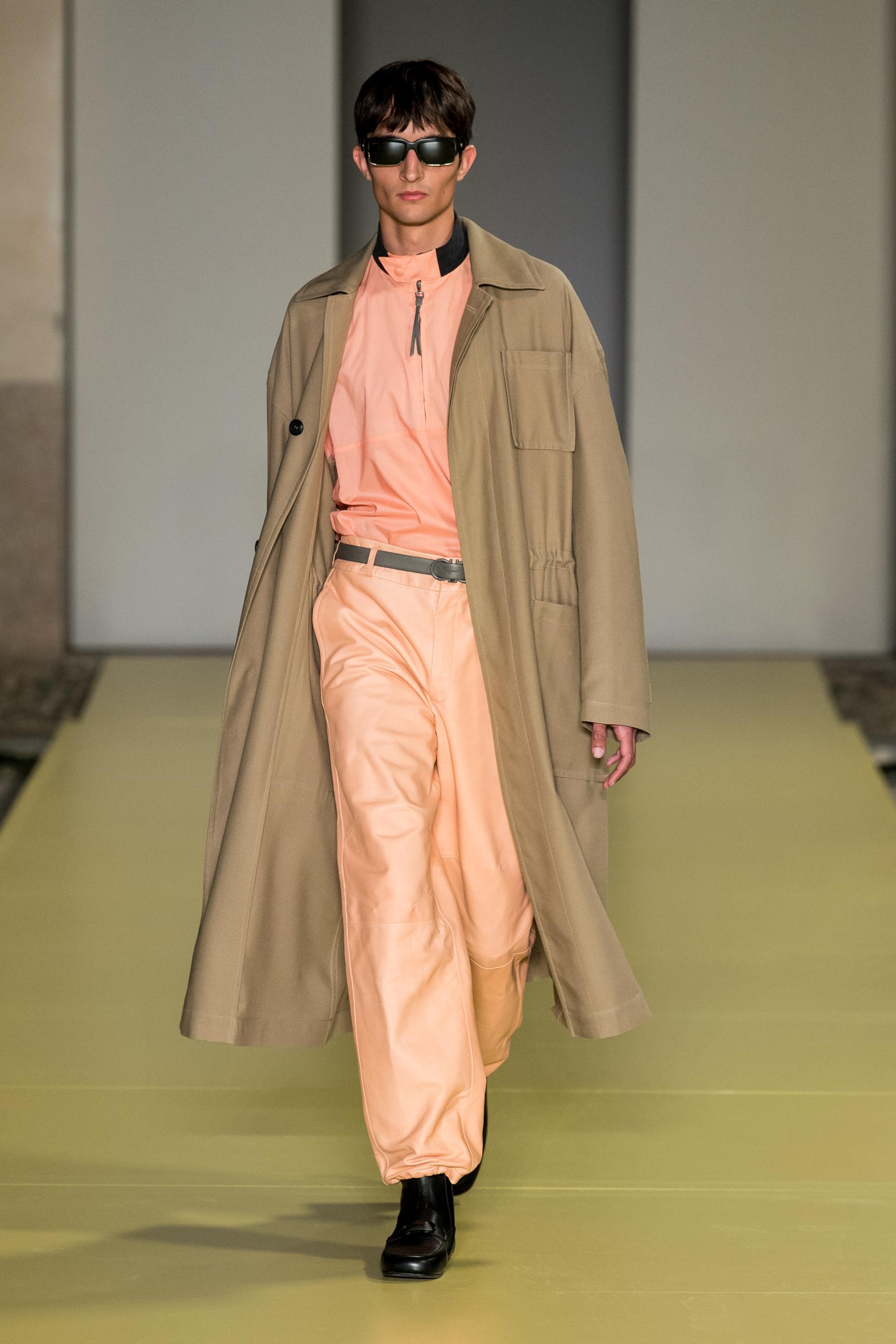 Salvatore Ferragamo Spring 2021 Fashion Show Photos