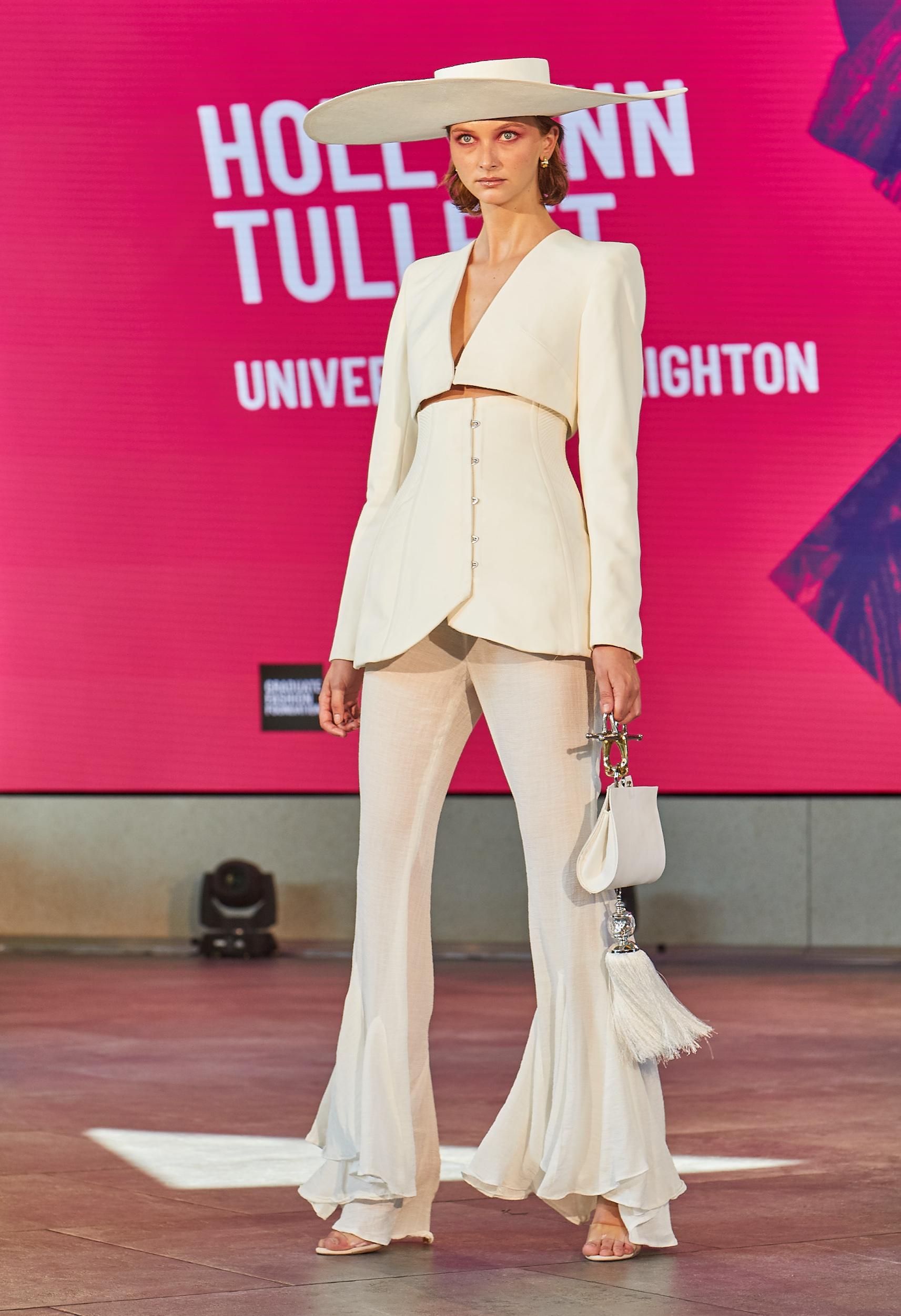 Graduate Fashion Foundation Spring 2021 Fashion Show Photos
