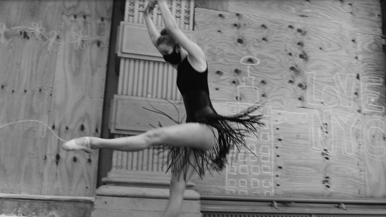 Craig McDean British Vogue Ballet film