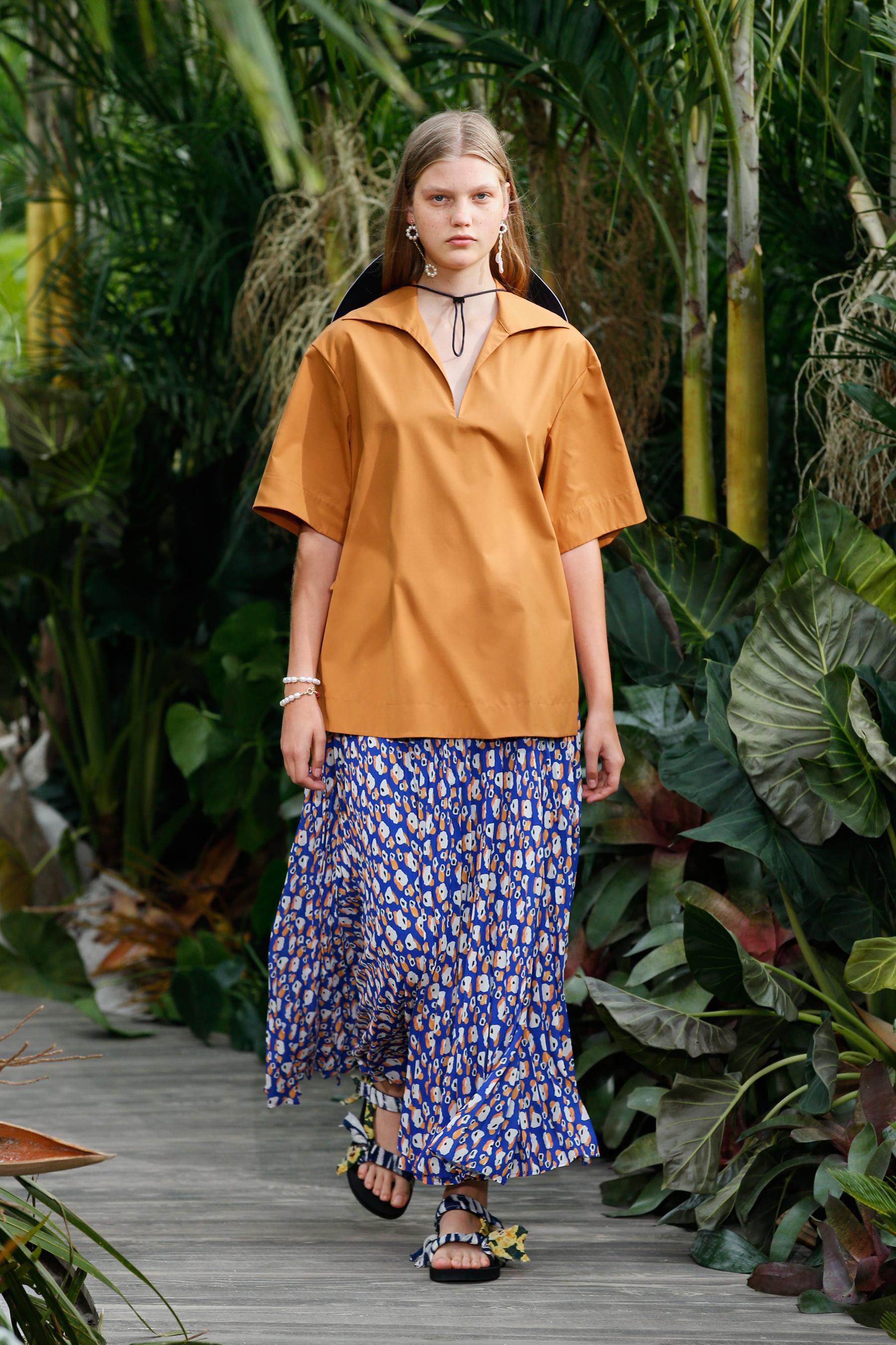 Jason Wu Spring 2021 Fashion Show