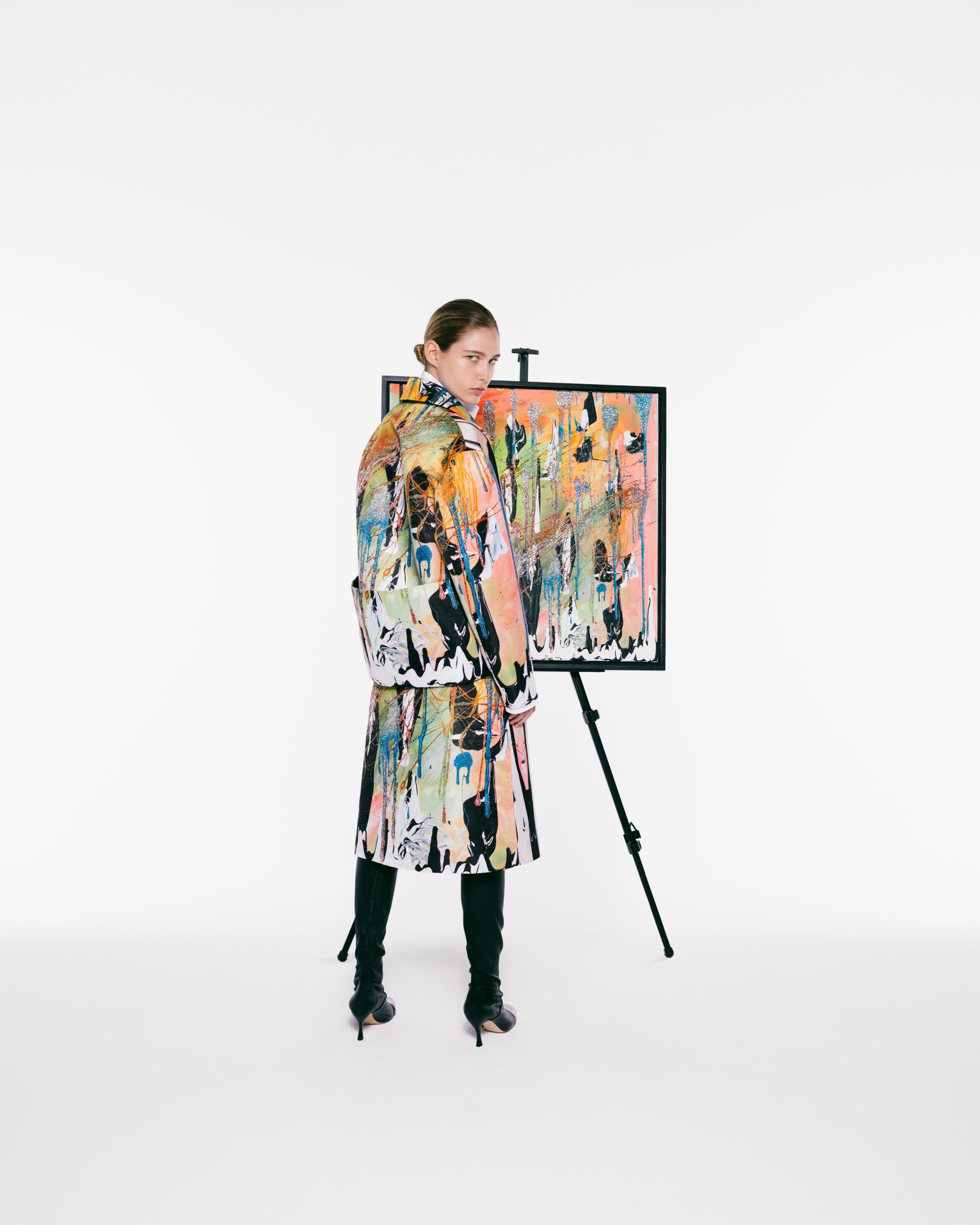 Christopher Kane Spring 2021 Fashion Show