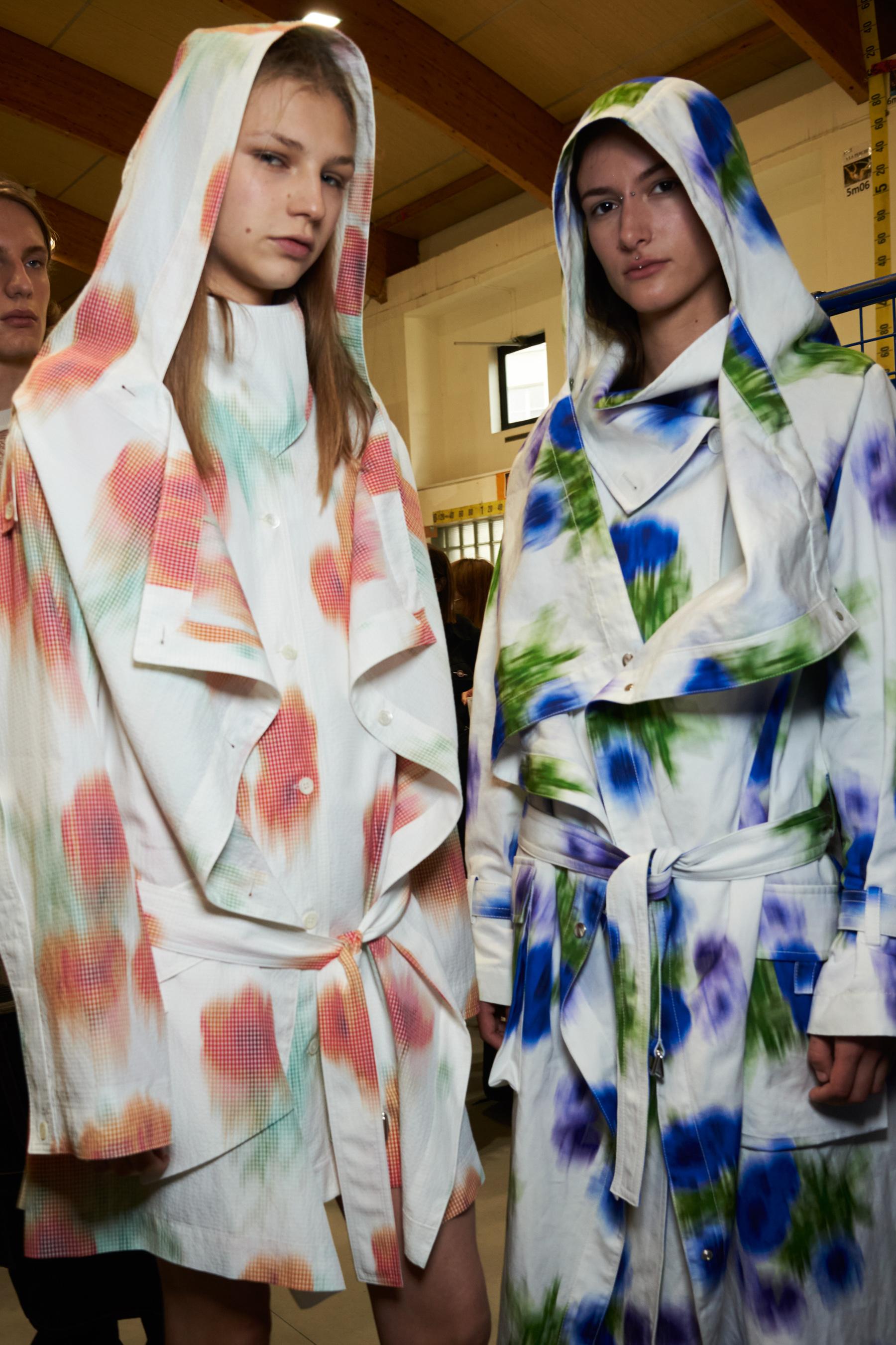 Kenzo Spring 2021 Fashion Show Photos