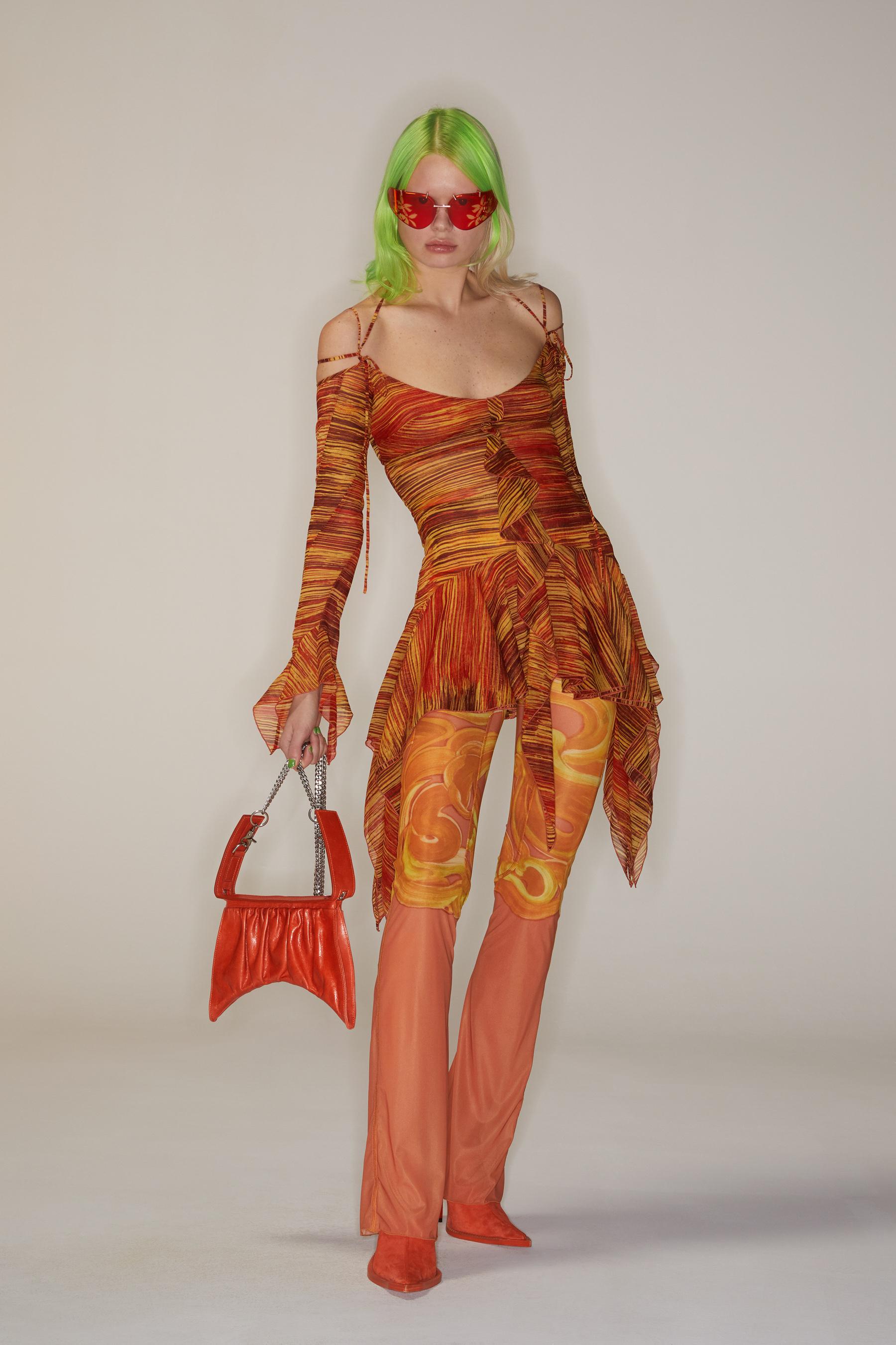 Charlotte Knowles Spring 2021 Fashion Show Photos