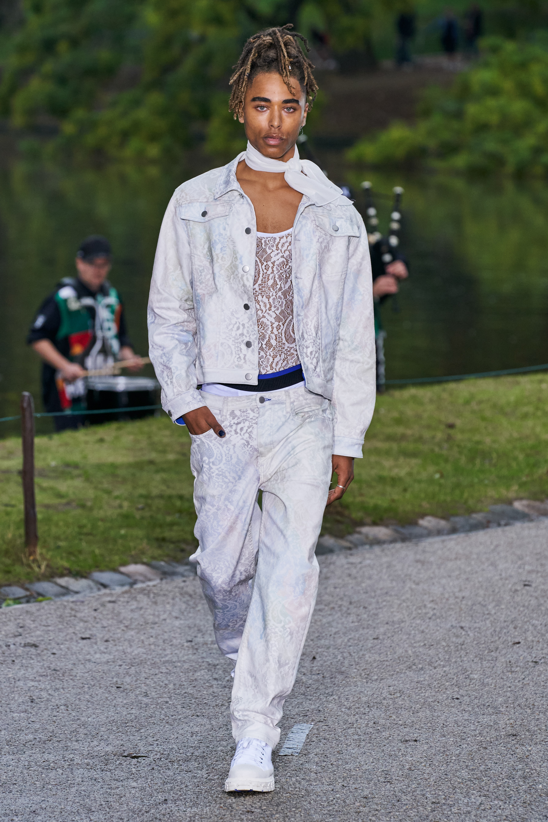 Koche Spring 2021 Fashion Show Photos