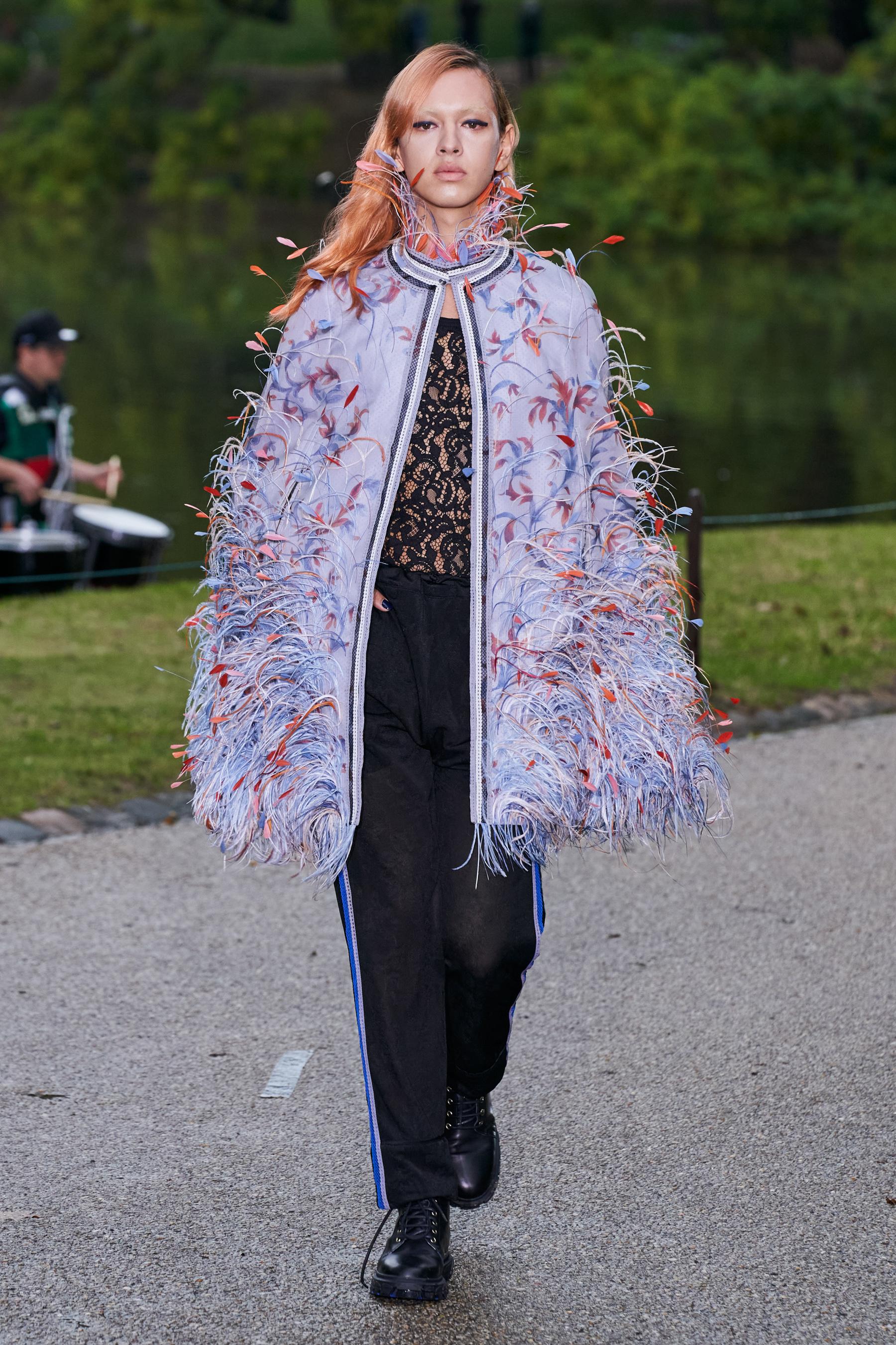 Koche Spring 2021 Fashion Show Photos