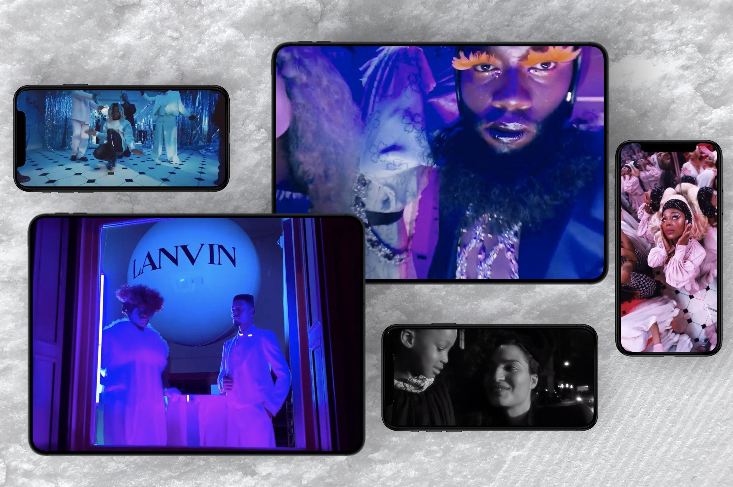 Lanvin Fall 2020 Ad Campaign Film