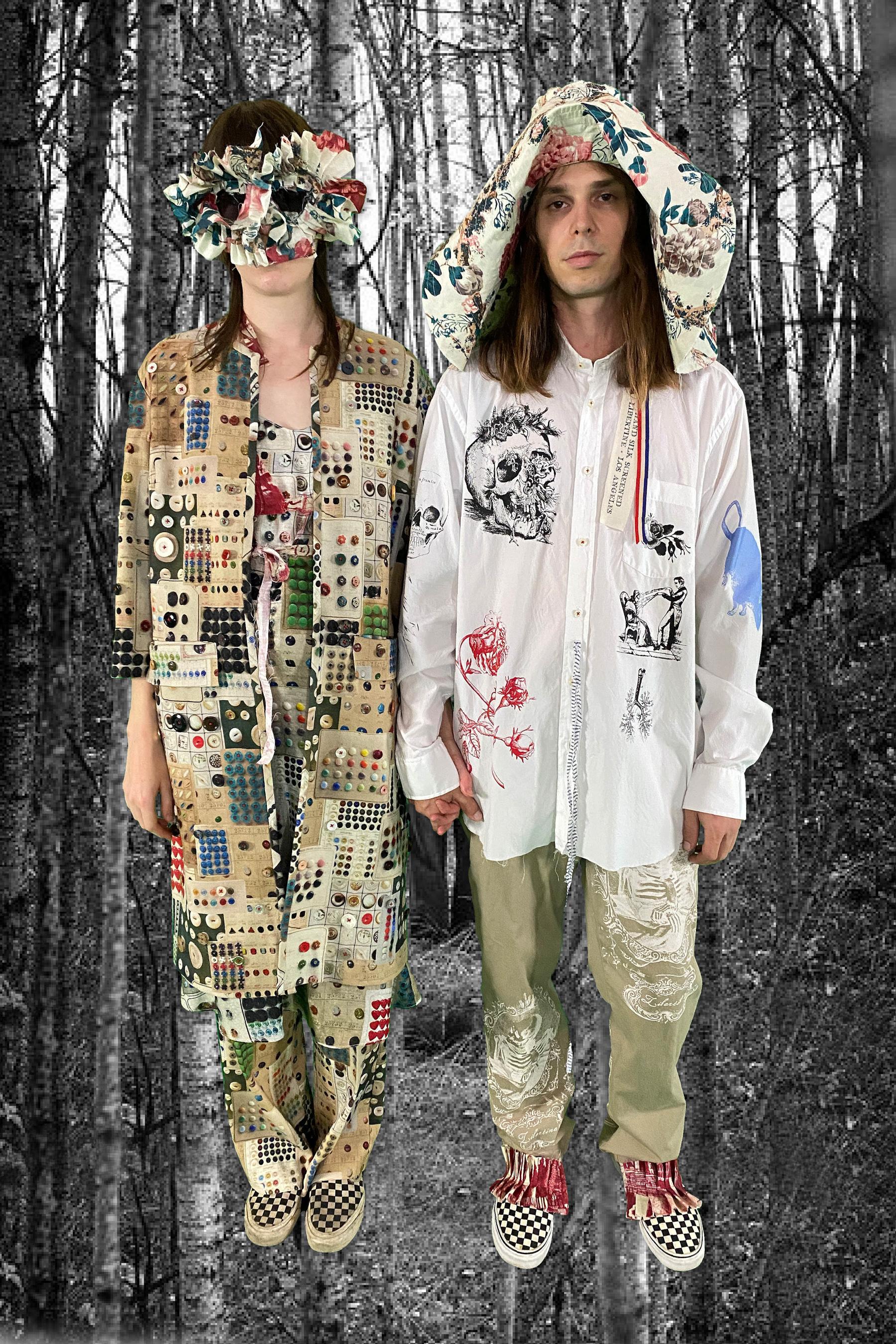Libertine Spring 2021 Fashion Show Photos