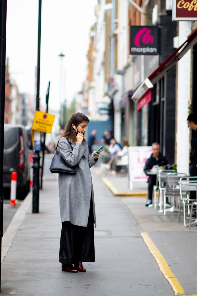 London Street Style Spring 2021 Day 5