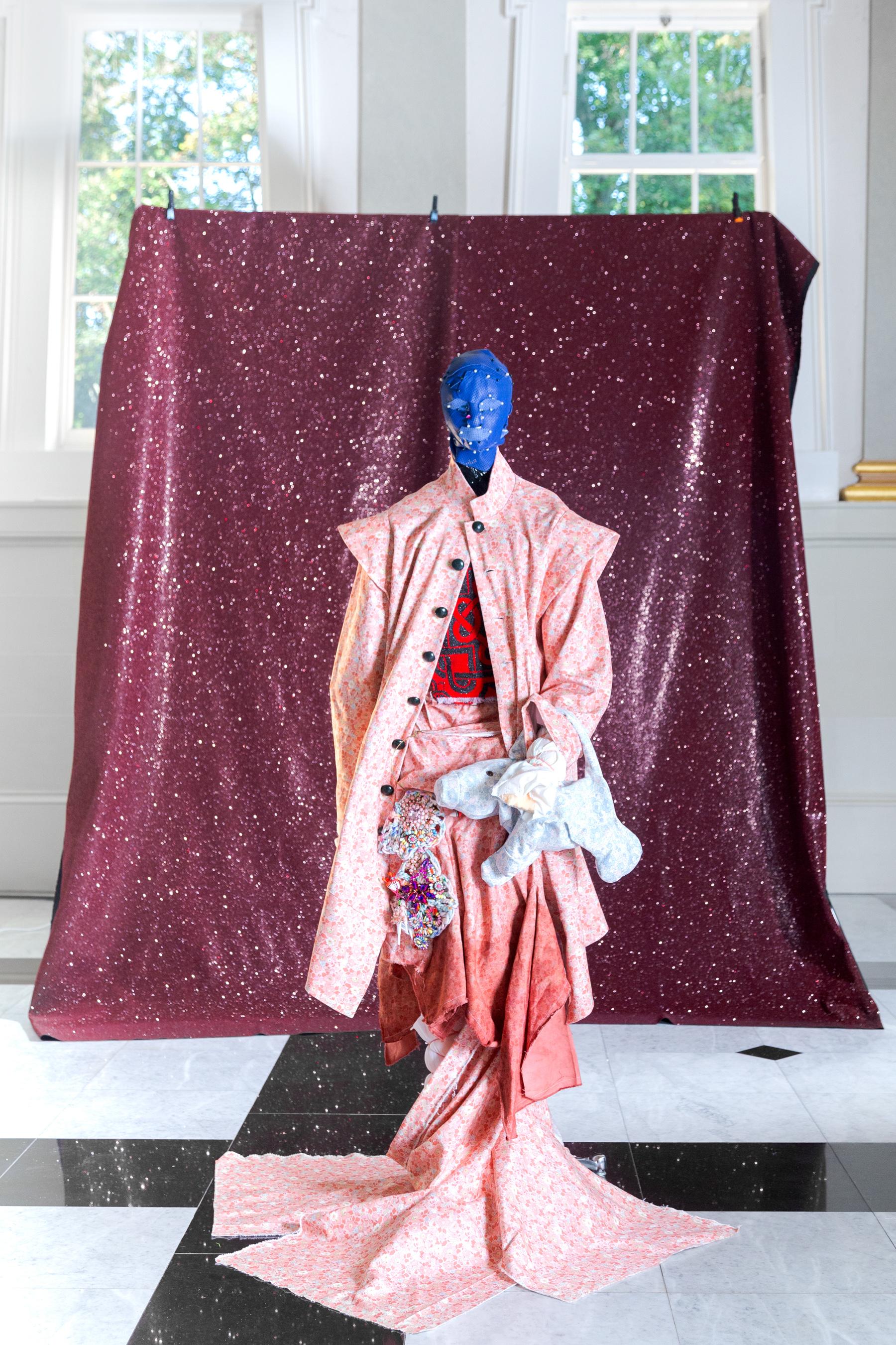 Matty Bovan Spring 2021 Fashion Show