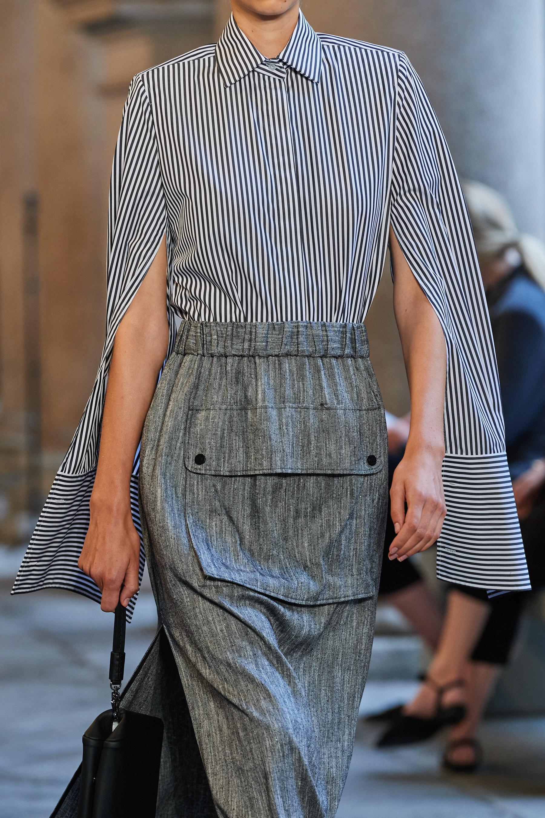 Max Mara Spring 2021 Fashion Show Photos