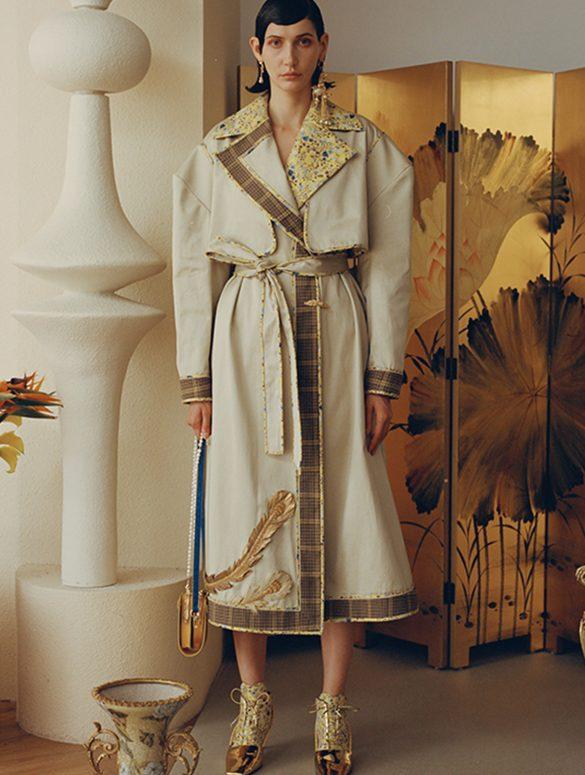 Maxrieny By Sara Wong Spring 2021 Fashion Show Photos
