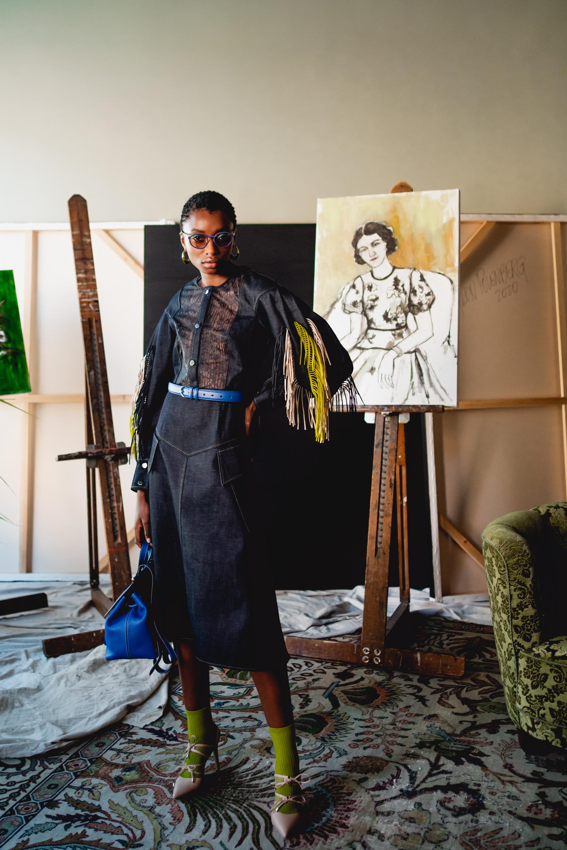 Bibhu Mohapatra Spring 2021 Fashion Show Photos