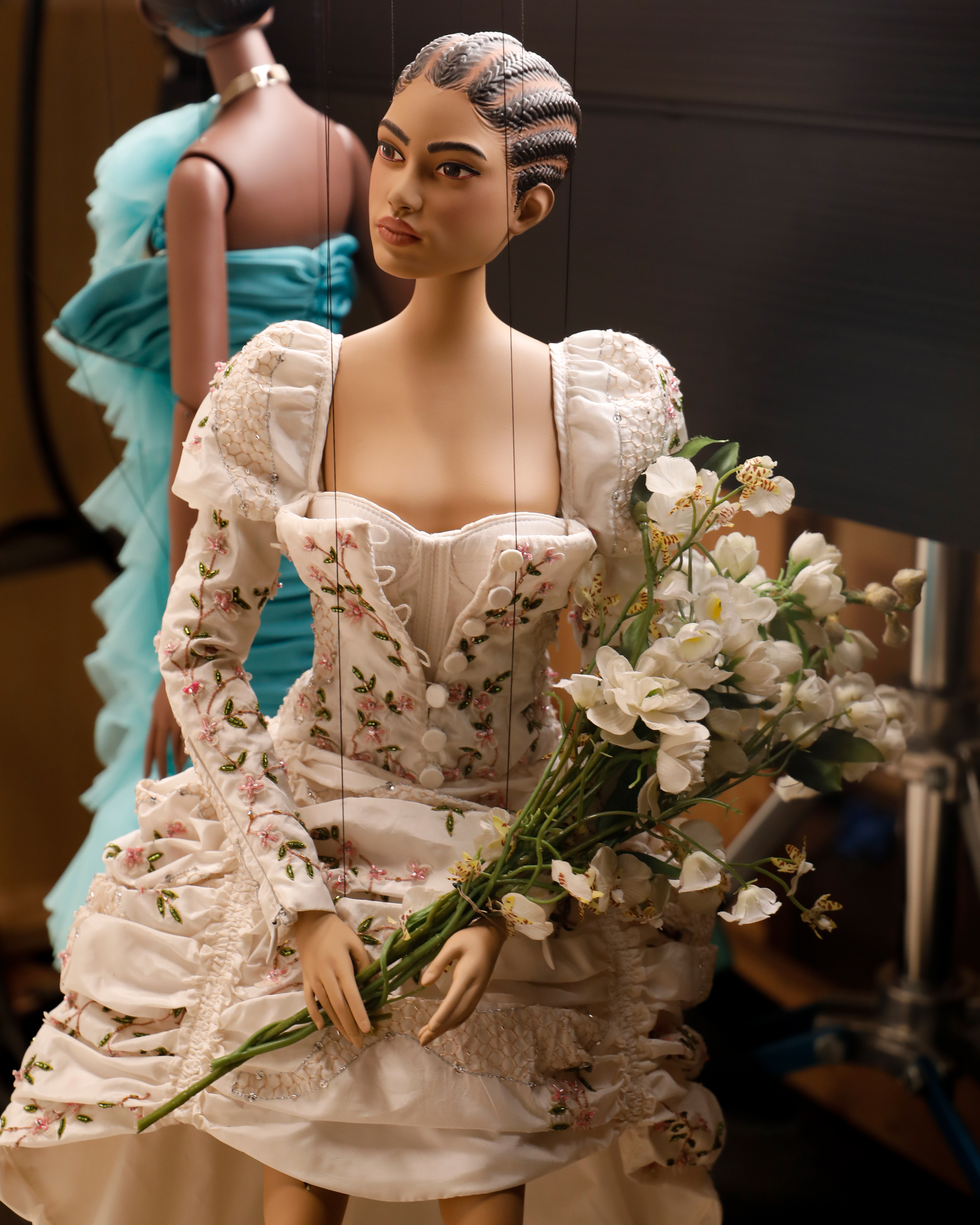 Moschino Spring 2021 Fashion Show Photos