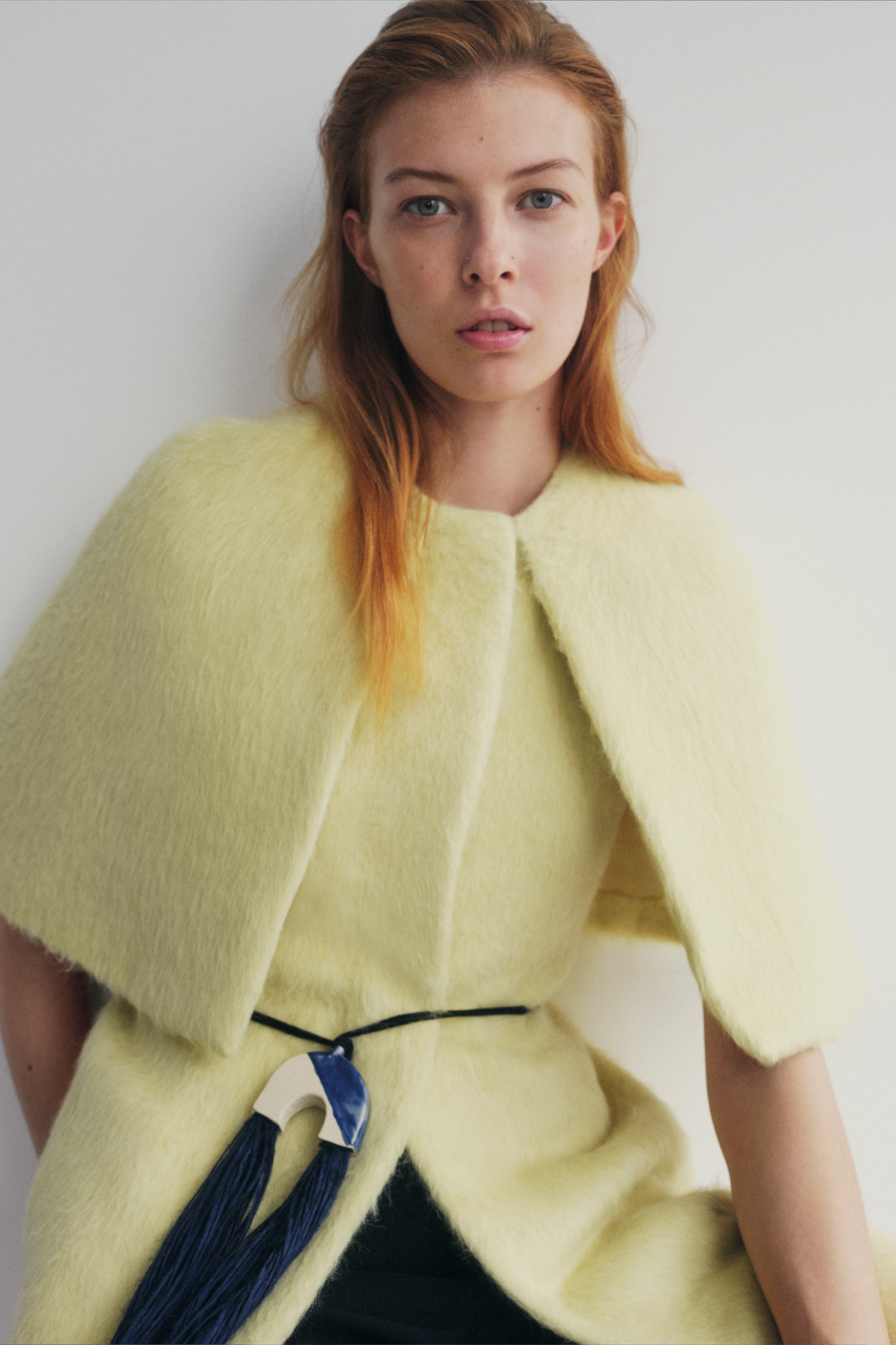 Marina Moscone Spring 2021 Fashion Show Photos