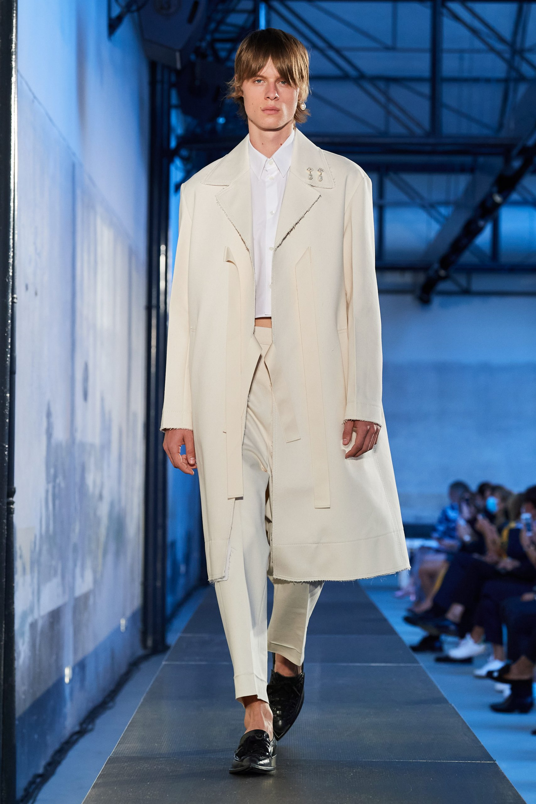 Review of Day 1 of Milan spring 2021 fashion shows