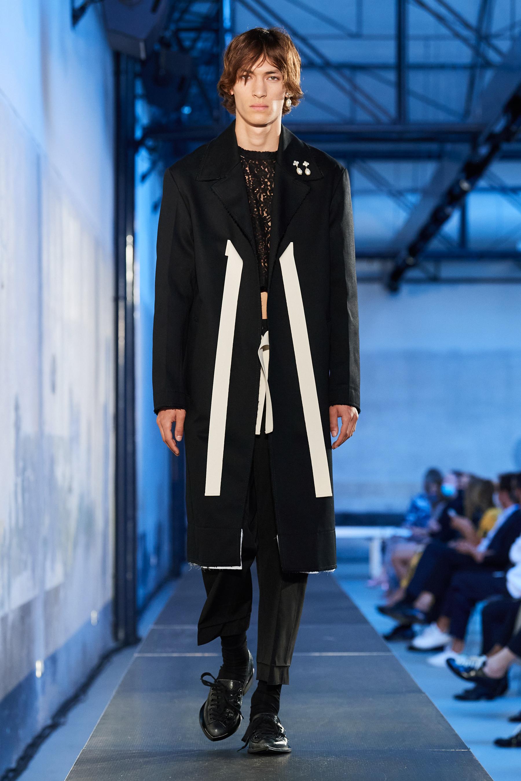 Numbero Venturo Spring 2021 Fashion Show Photos