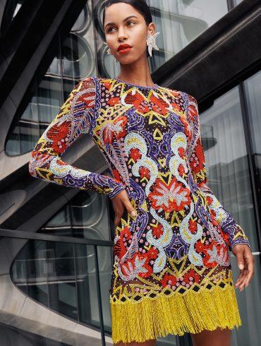 Naeem Khan Spring 2021 Fashion Show