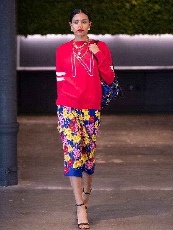 Negris Le Brum Spring 2021 Fashion Show Photos
