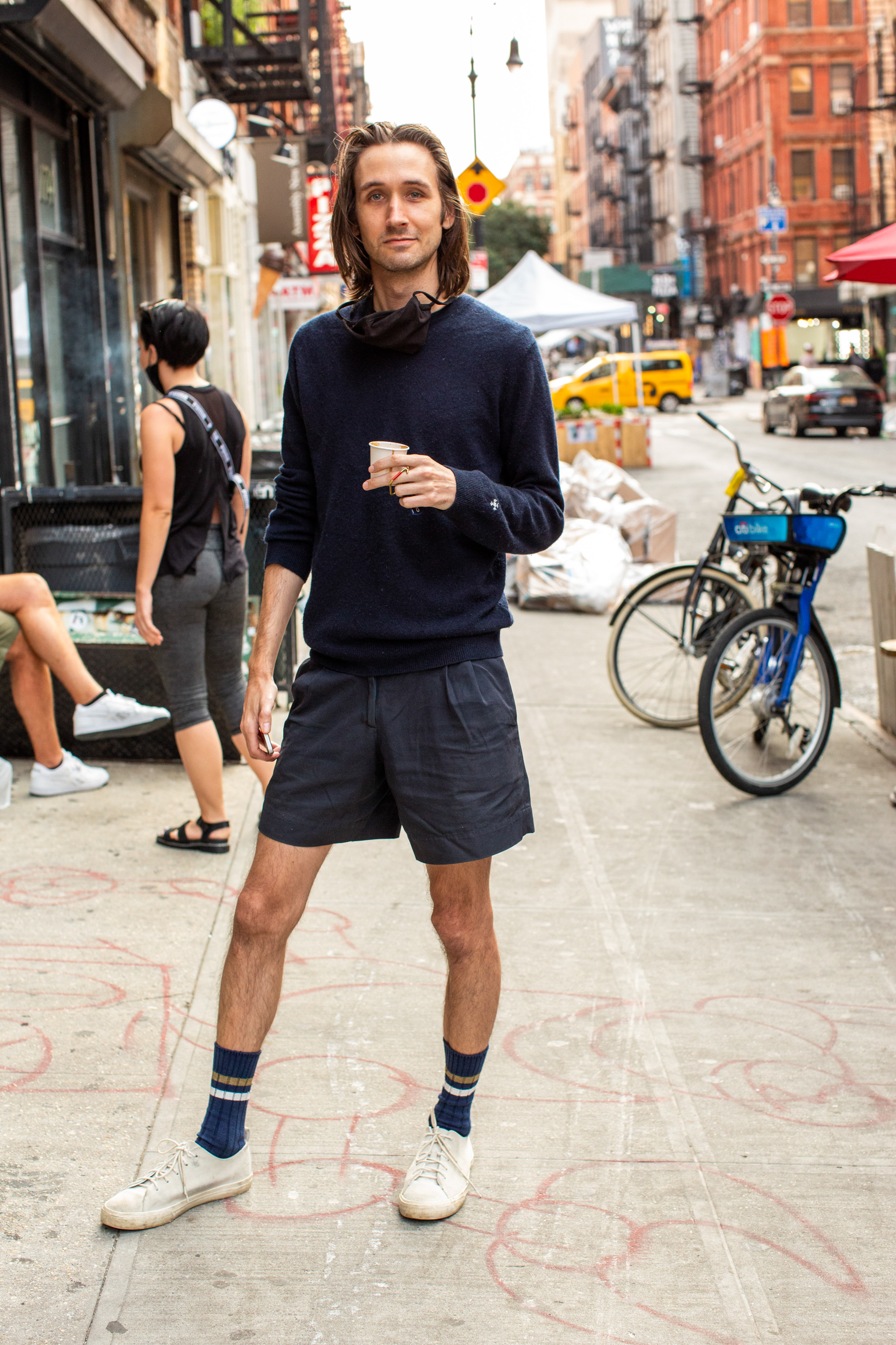 New York Fashion Week Spring 2021 Street Style Photos