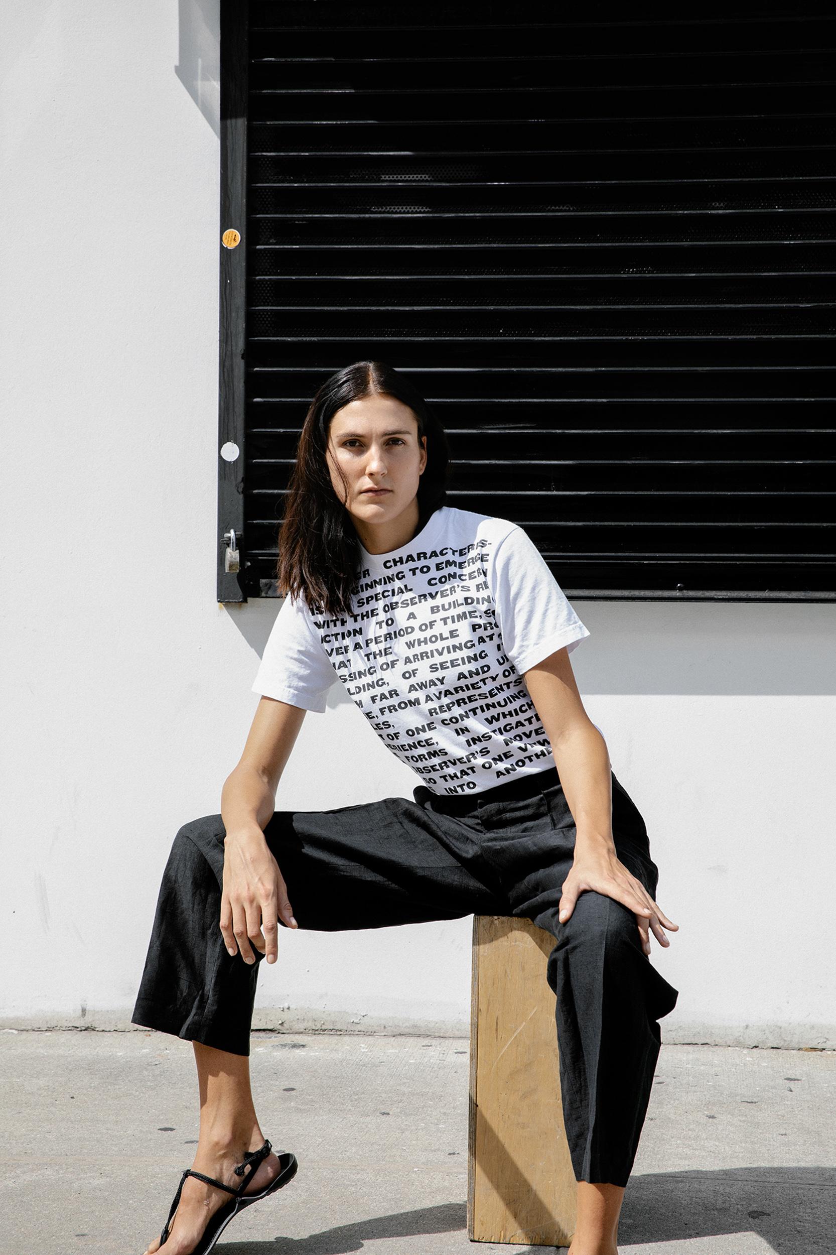Willie Norris X Outlier Spring 2021 Fashion Show Photos