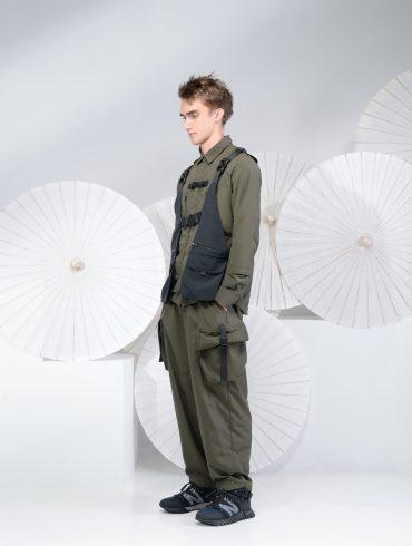 Oqliq Spring 2021 Fashion Show