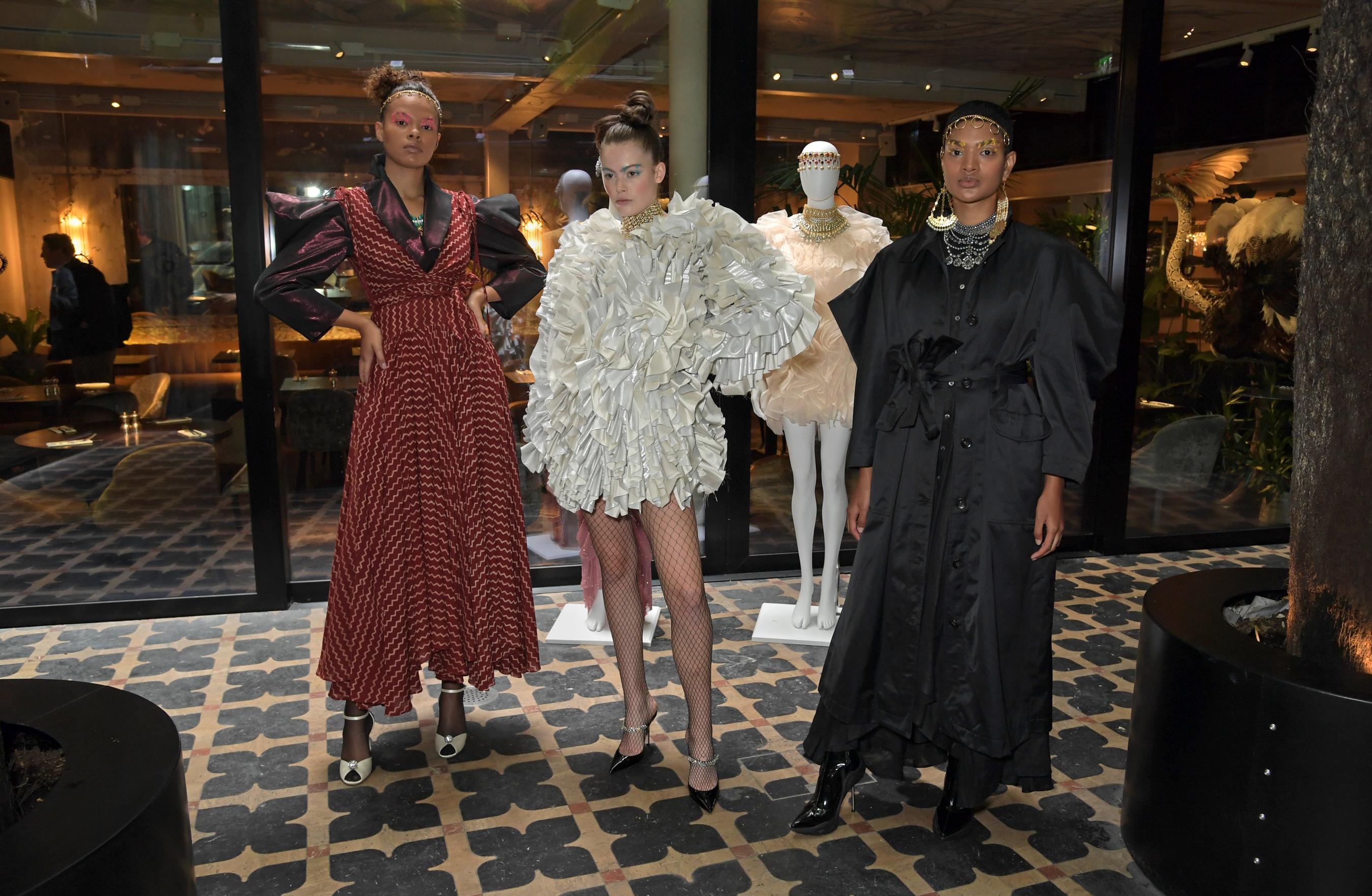 Osman Spring 2021 Fashion Show