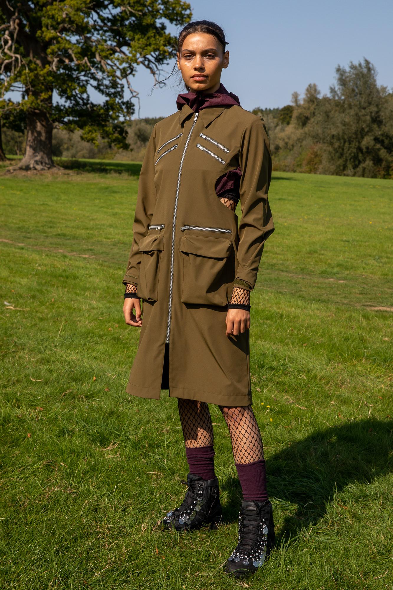 Paria Farzaneh Spring 2021 Fashion Show Photos