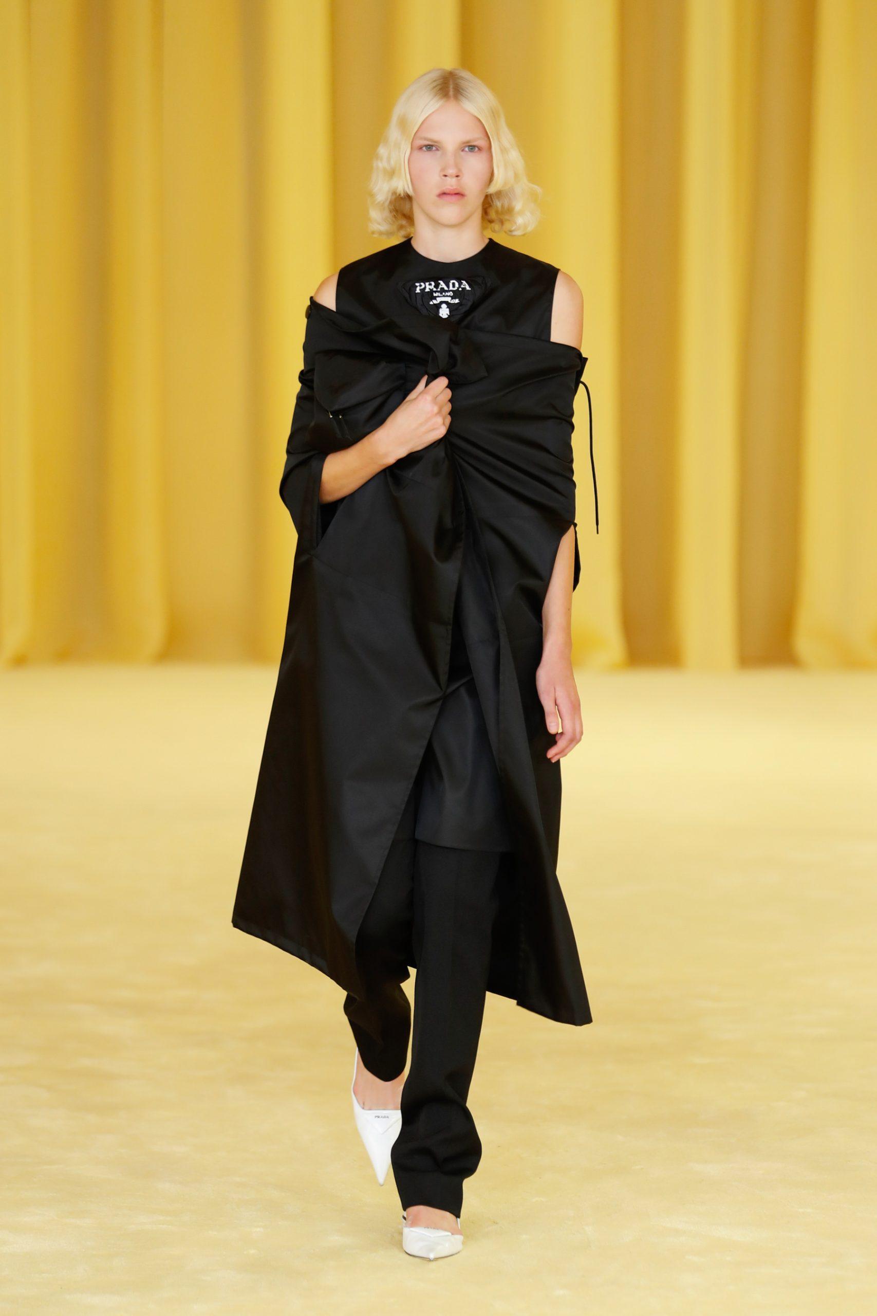 Prada Spring 2021 Fashion Show Film