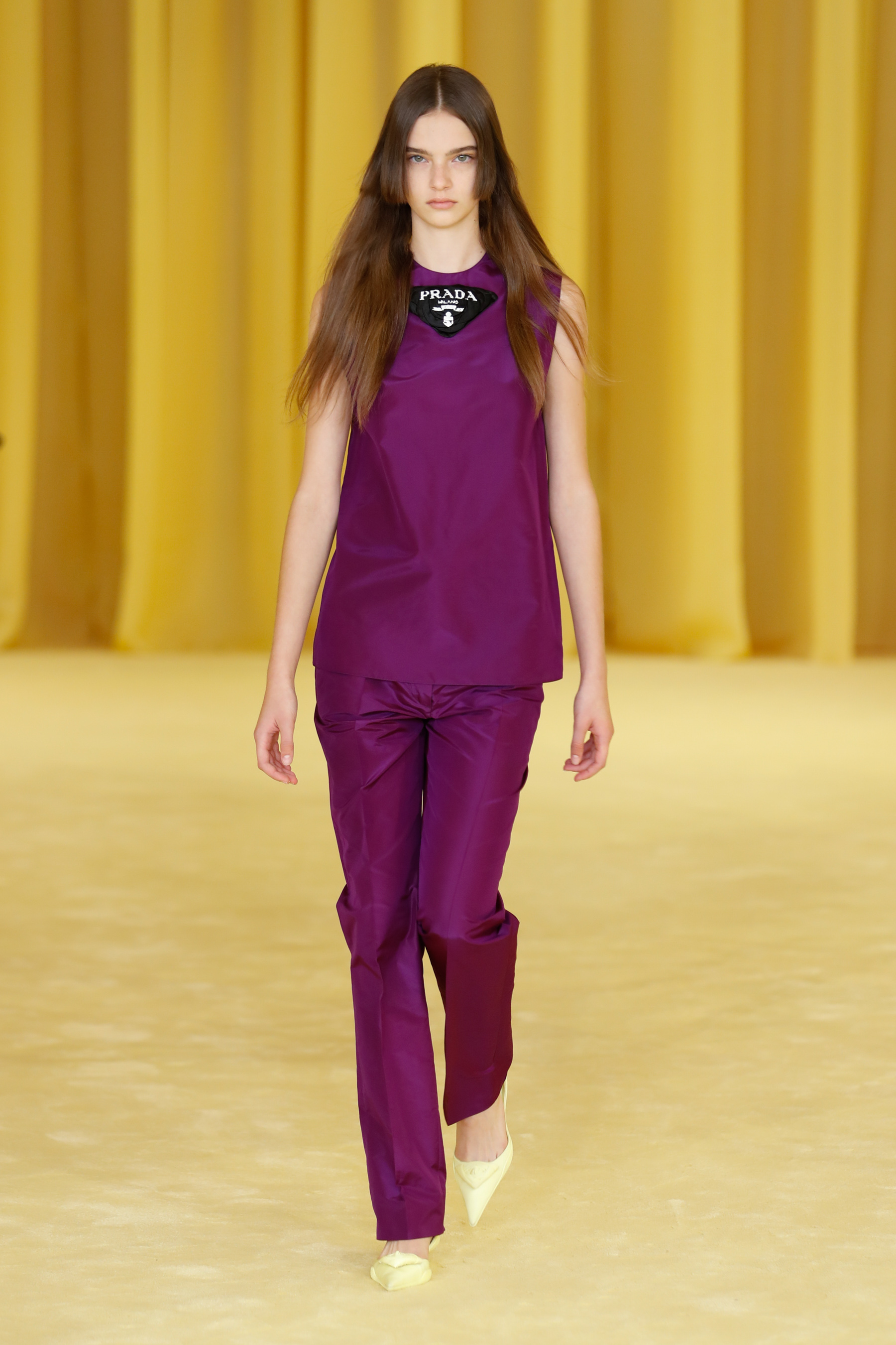 Prada Spring 2021 Fashion Show