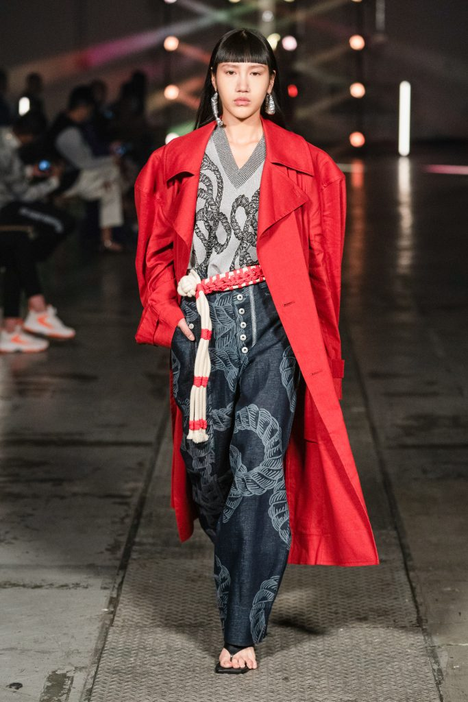 Review of Day 5 of London spring 2021 fashion shows